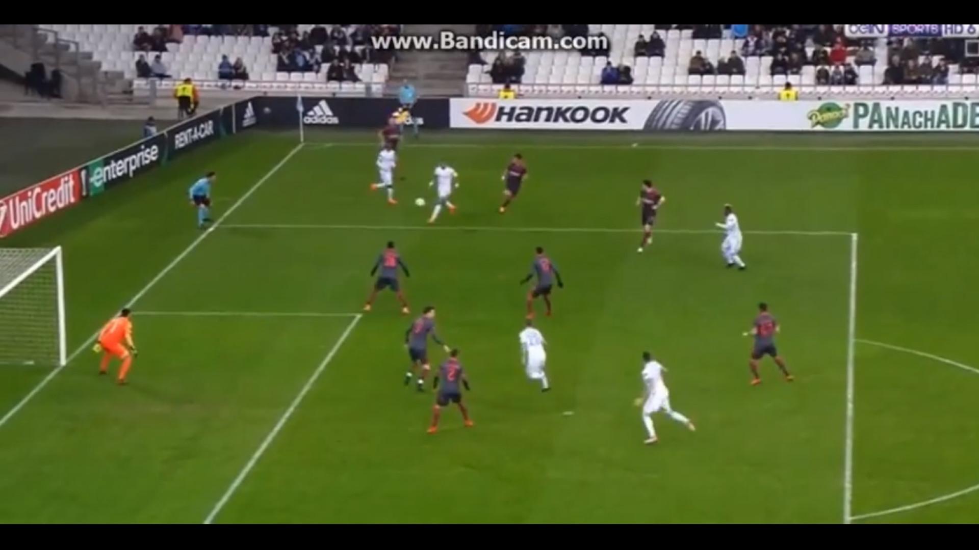Desatenção dos arsenalistas permite golo de Germain