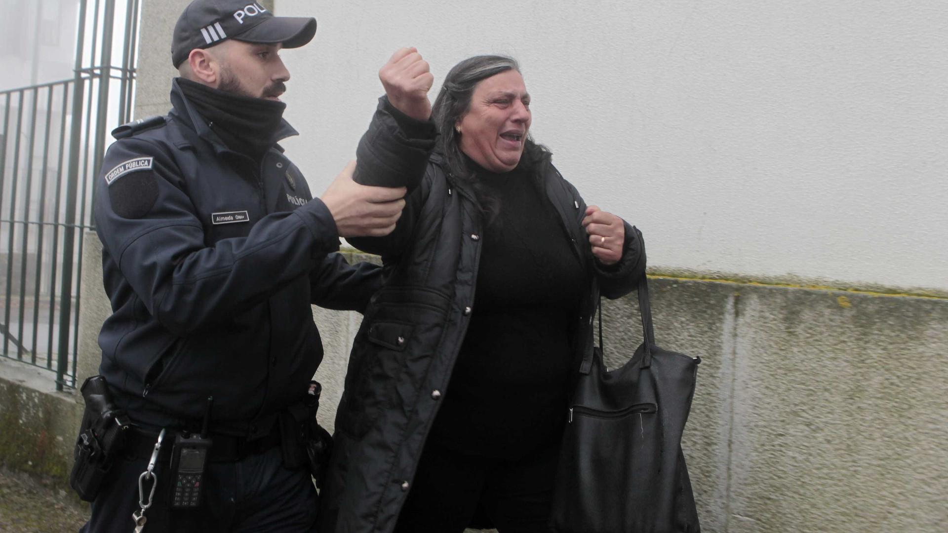 """Mãe de Liliane Pinto: """"Esta dor vai morrer comigo"""""""