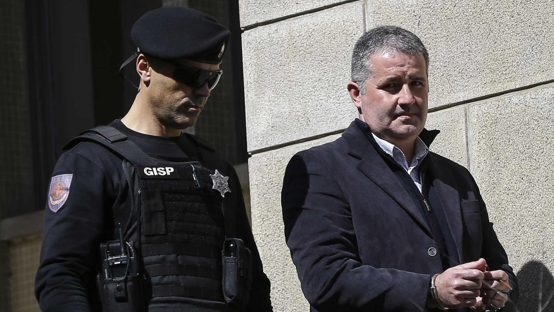 Sentença de Pedro Dias lida amanhã, mas sem a presença do suspeito