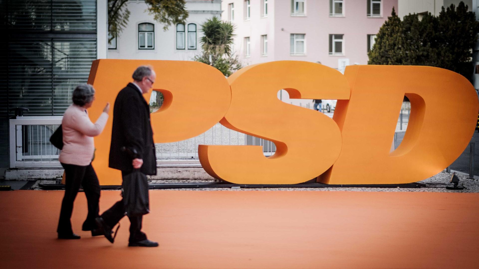 PSD pede parecer urgente sobre duplicação de apoios a deputados