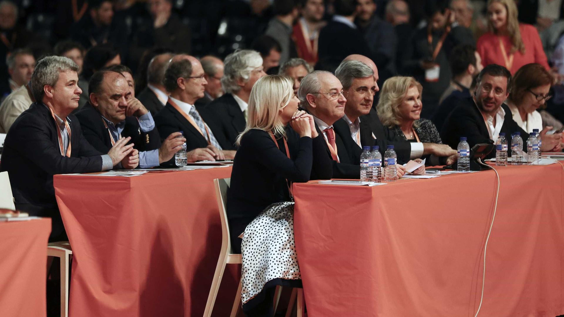 Mesa do Congresso do PSD recebeu oito listas ao Conselho Nacional