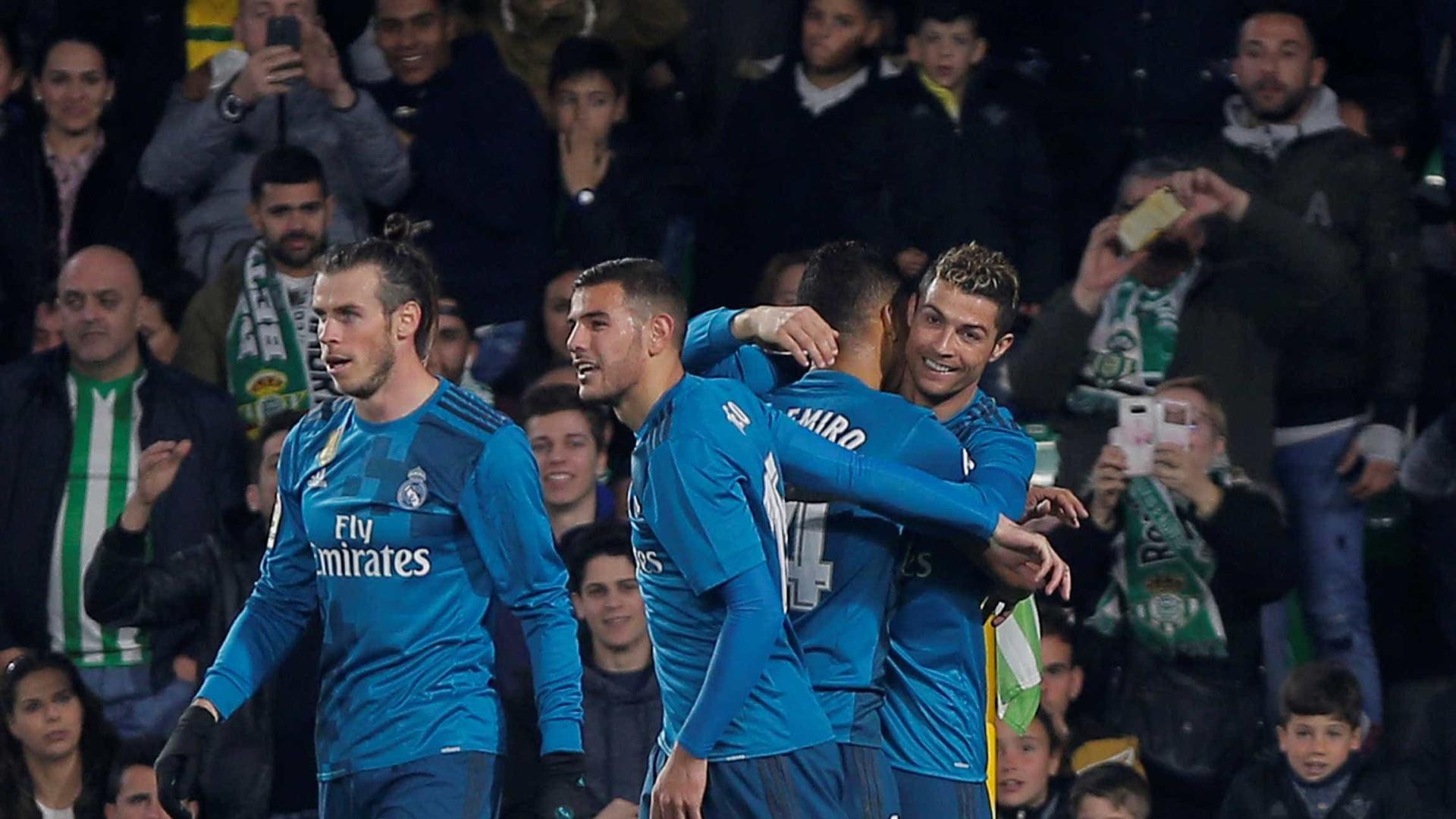 Cristiano Ronaldo atinge mais um recorde histórico