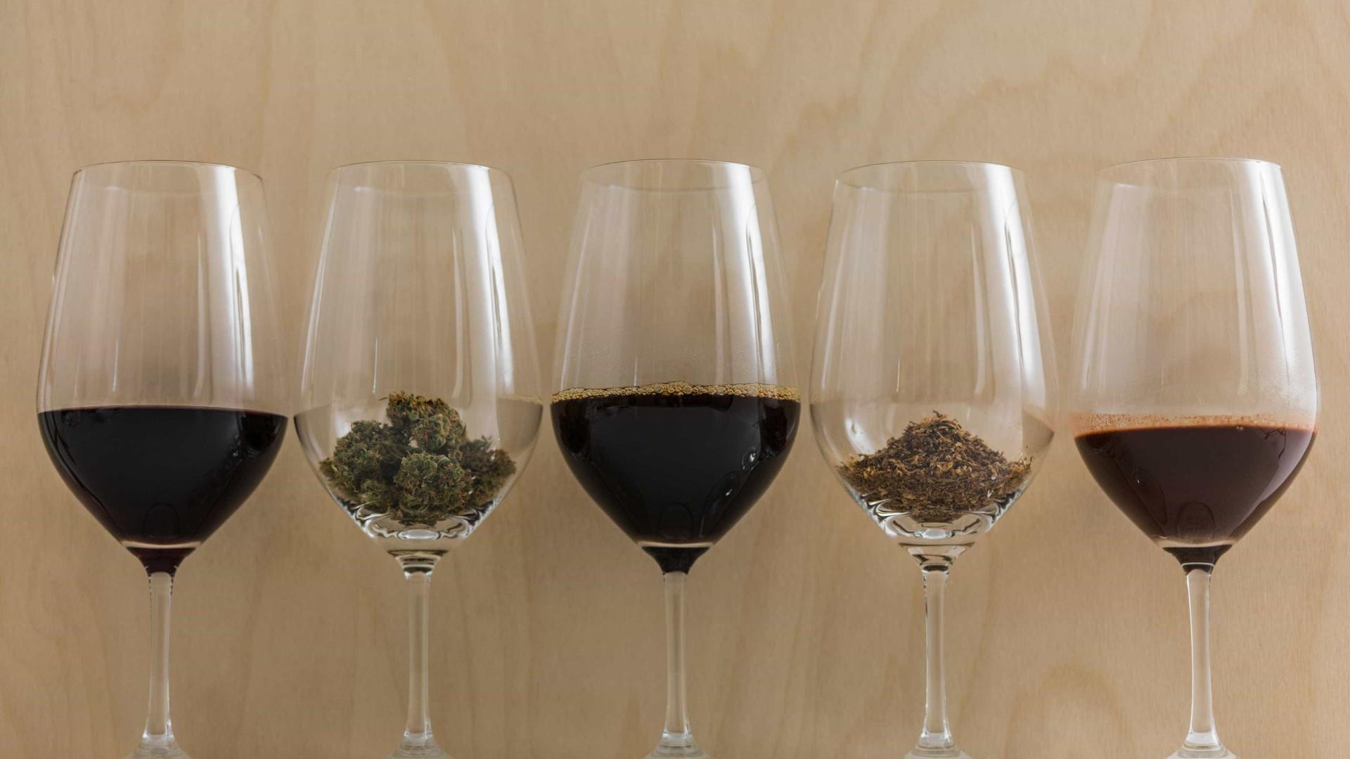 Álcool prejudica mais o cérebro que marijuana