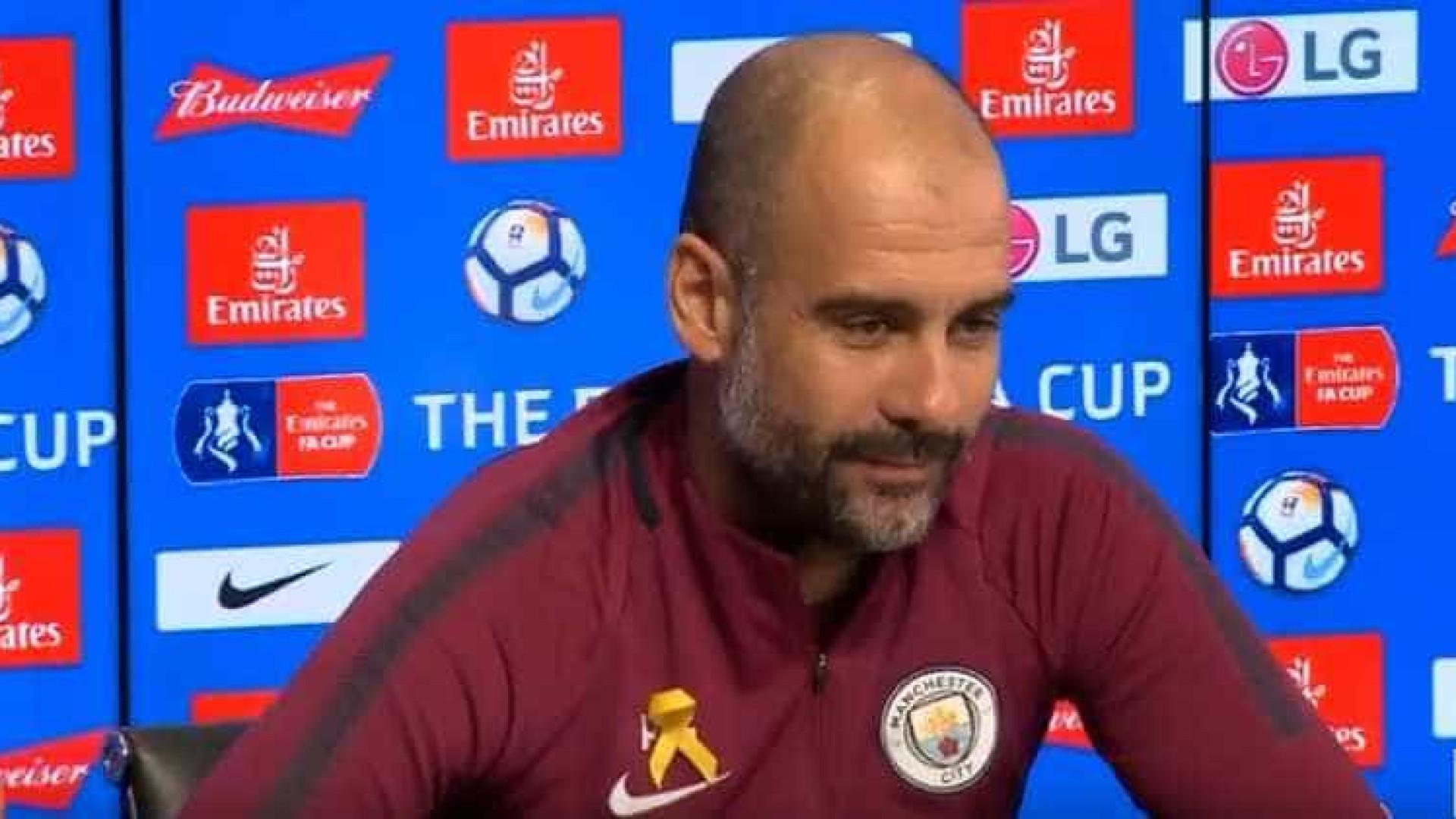 Time da 3ª divisão elimina Manchester City da Copa da Inglaterra