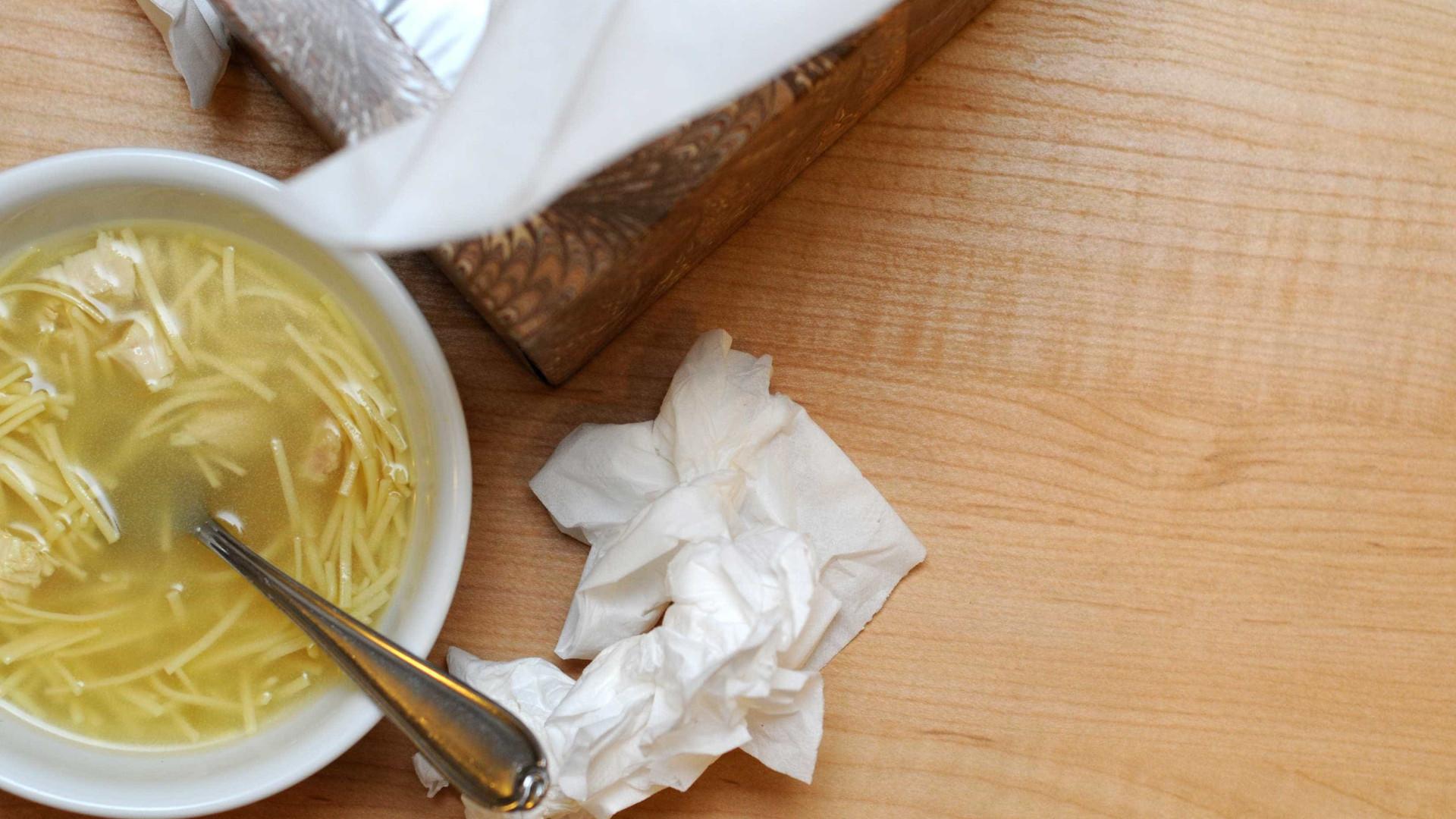 Curar a gripe sem medicamentos? É possível e aconselhado