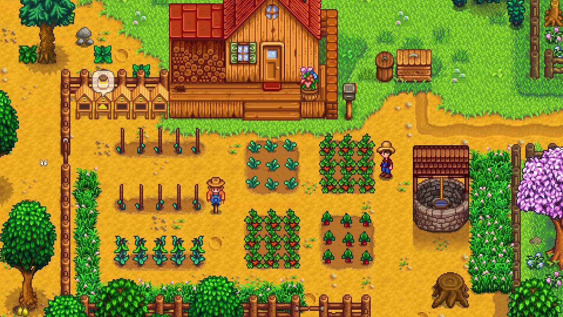 Jogo para a Nintendo Switch leva-o a experimentar a vida no campo