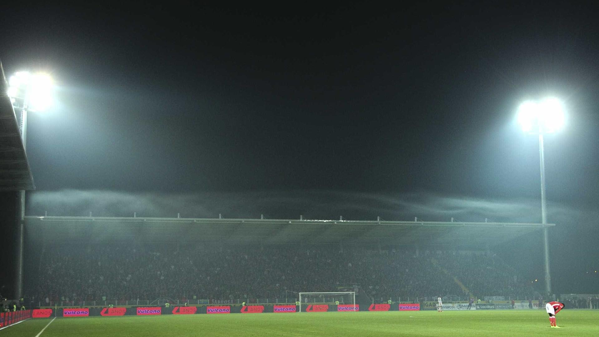 Primeira derrota na Liga do FC Porto foi em P. Ferreira