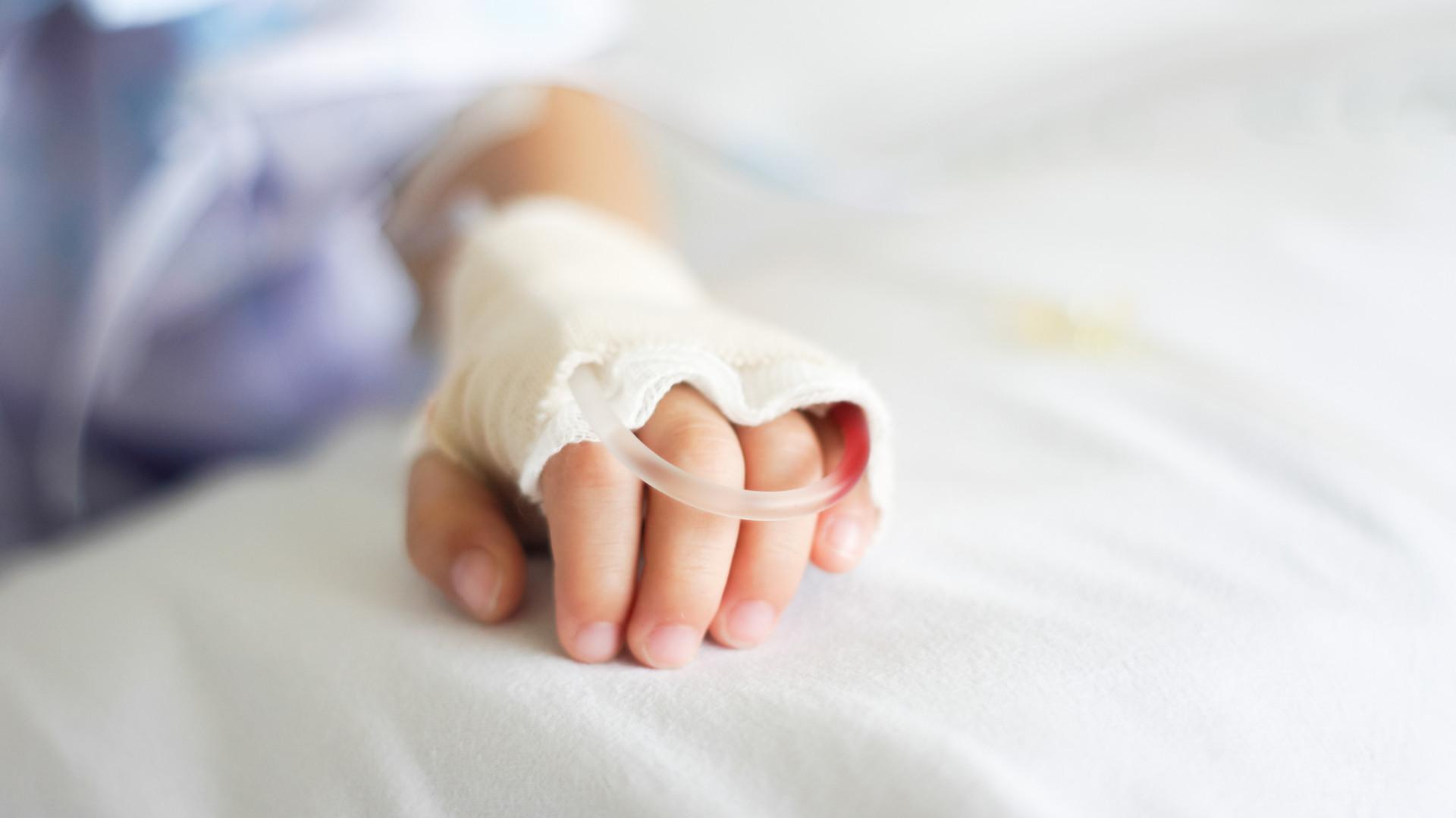 Dezoito crianças mortas por desnutrição este ano num hospital venezuelano