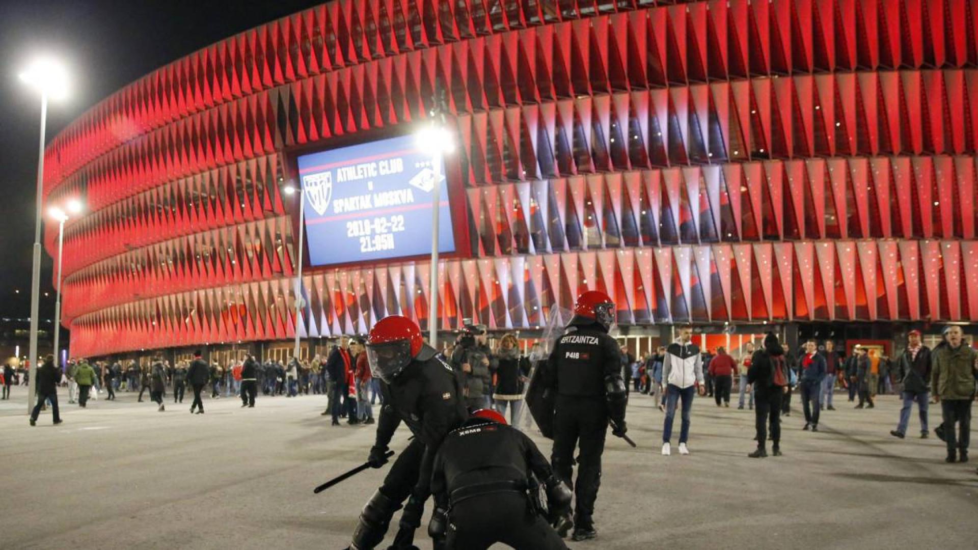 Terror em Bilbau: Antes de morrer, polícia falou com o seu irmão
