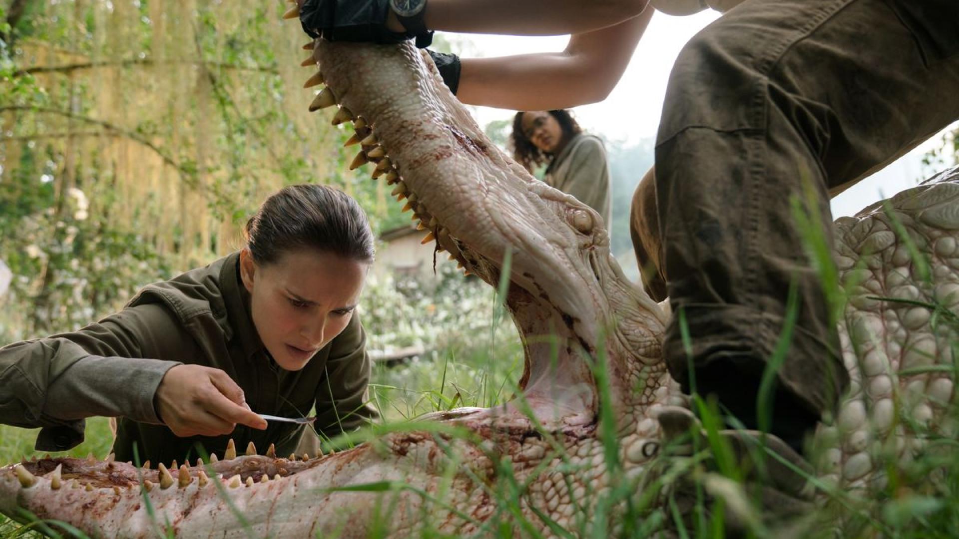'Aniquilação', o novo filme de Natalie Portman, chega ao Netflix em março