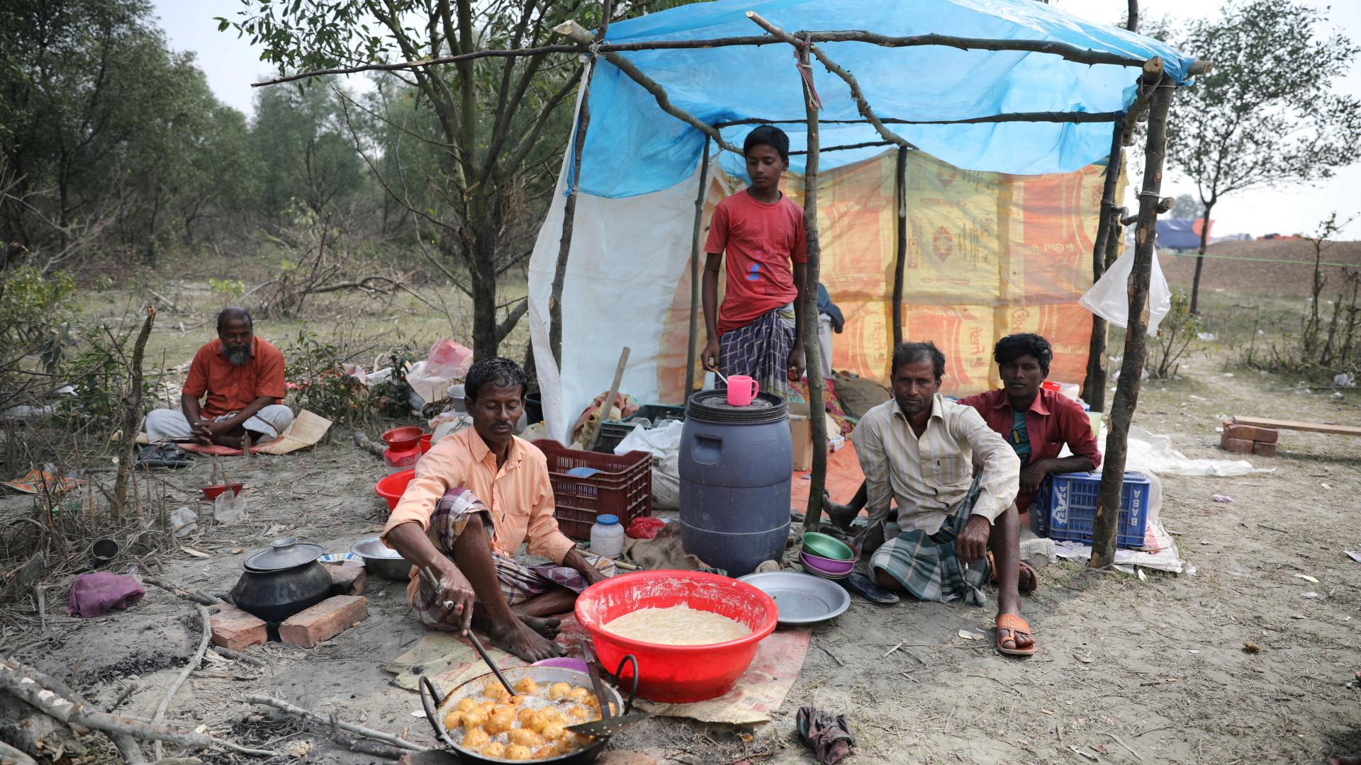 Bangladesh nega regresso de família rohingya à Birmânia