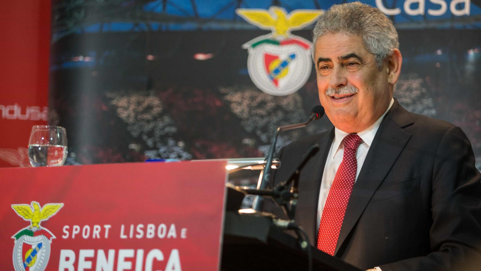 Vieira suspenso por 67 dias após declarações sobre Bruno de Carvalho