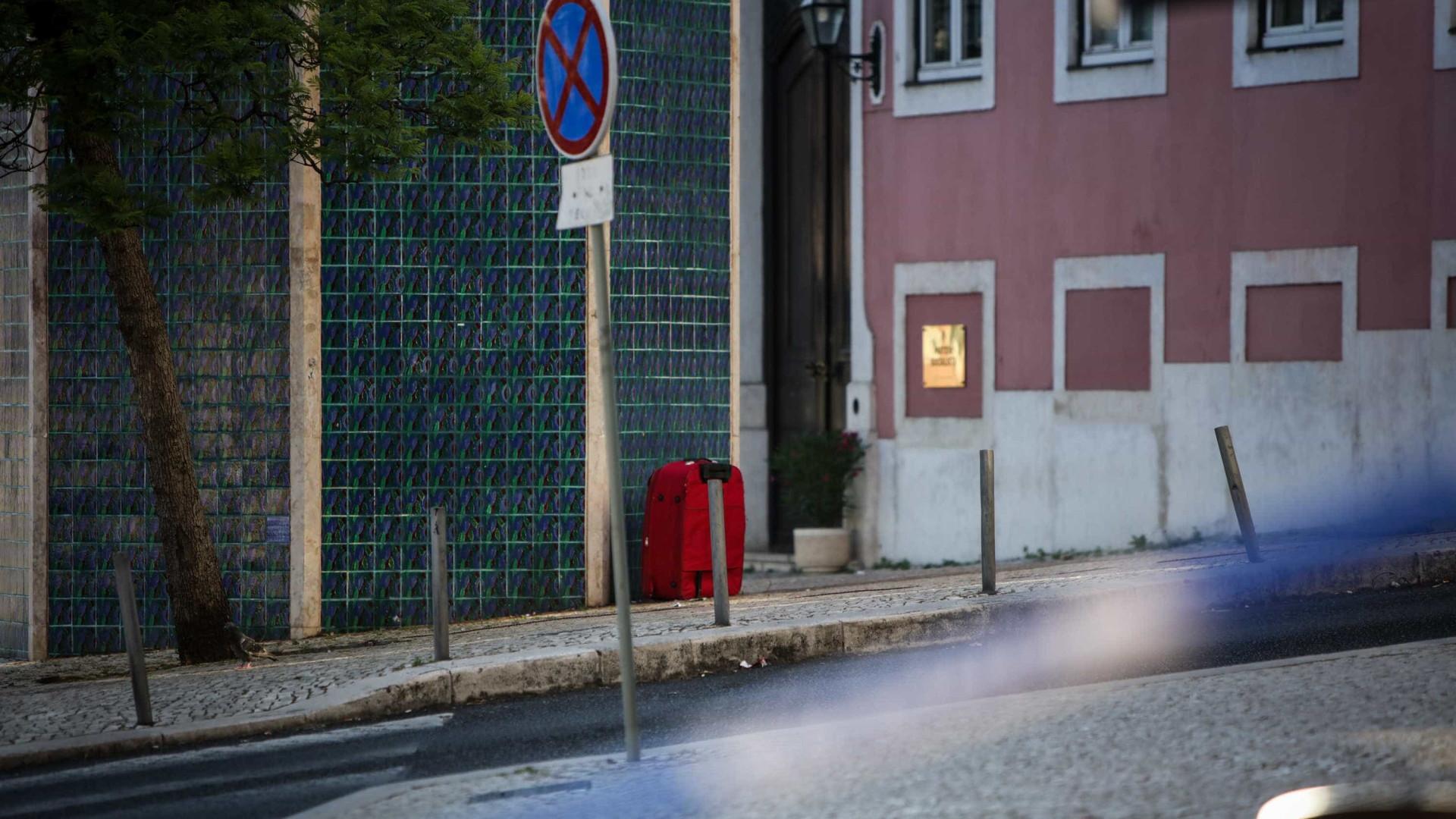PCP critica obra no Largo do Rato enquanto PSD aplaude o projeto
