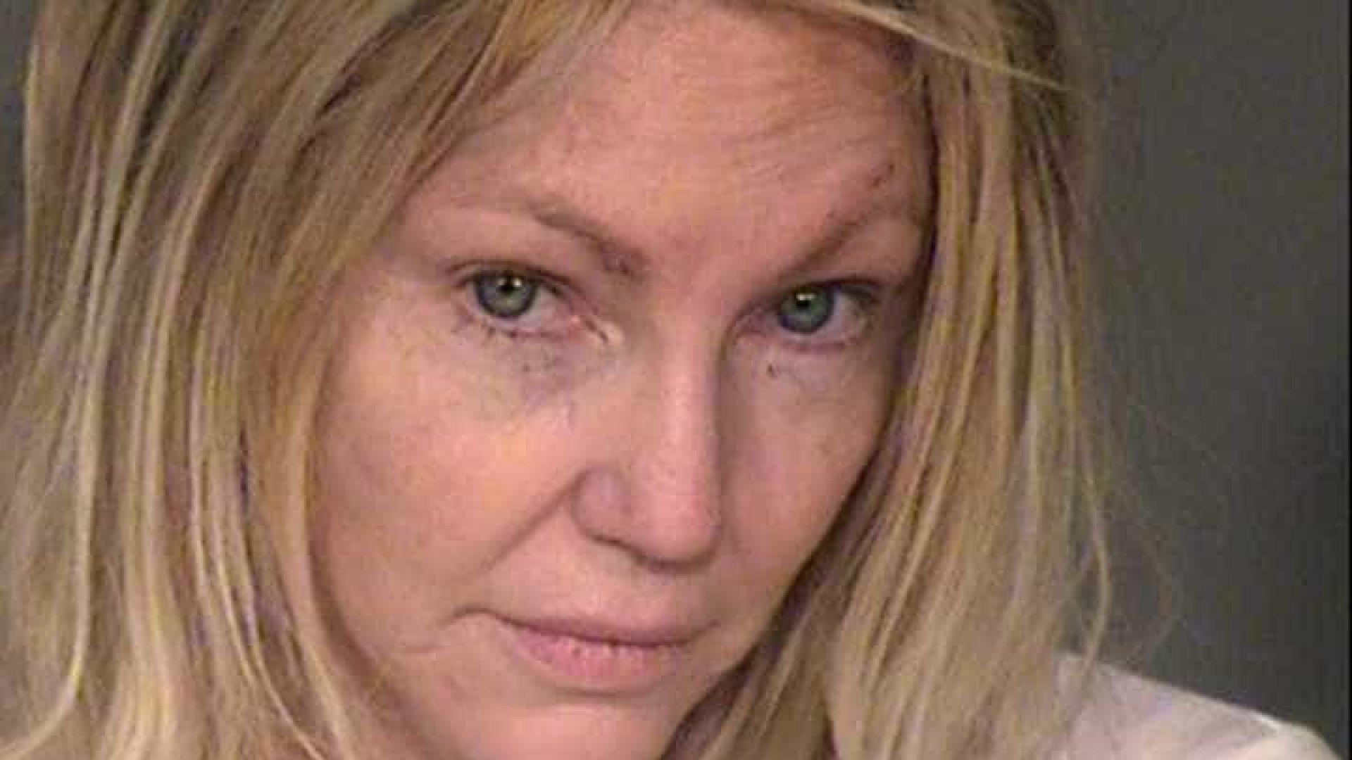 Atriz de 'Melrose Place' presa após ser acusada de violência doméstica