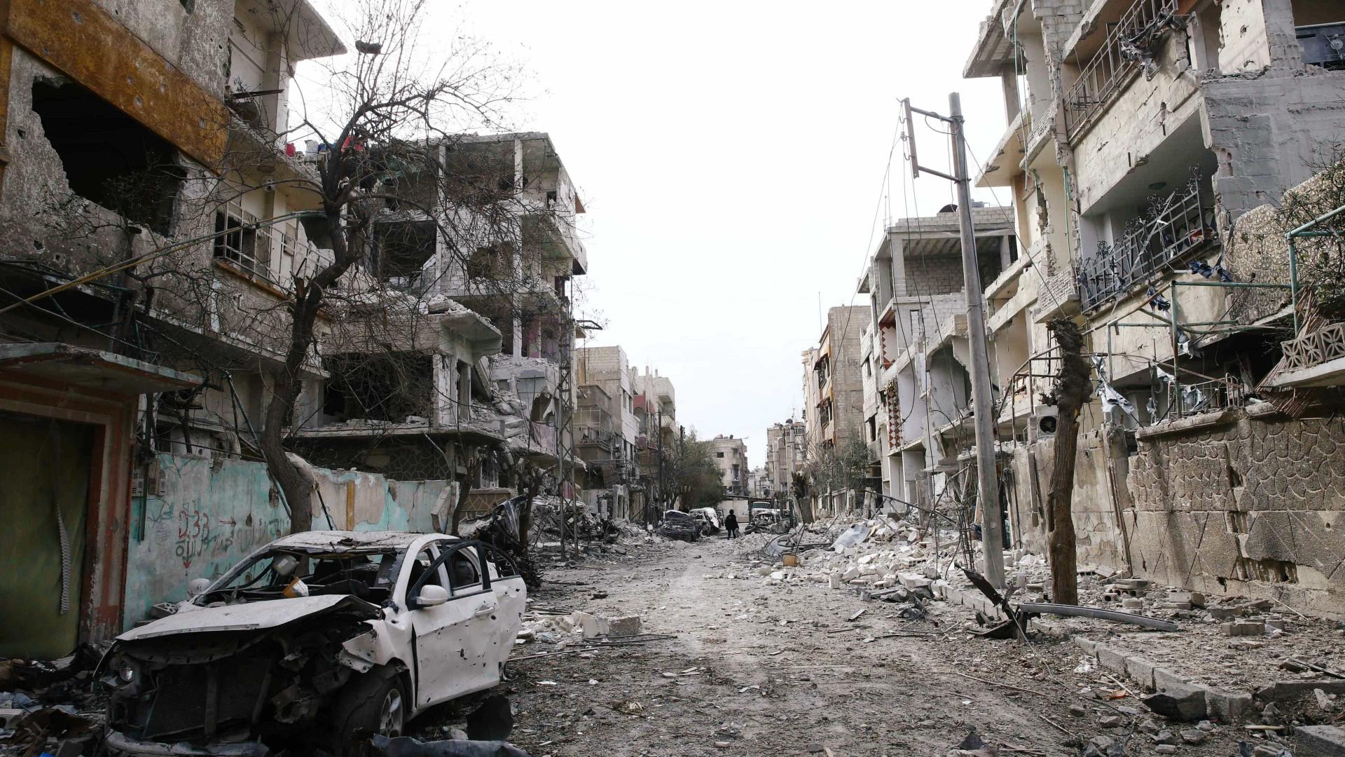 """Um """"inferno na terra"""" onde reina a impunidade perante a inação de todos"""