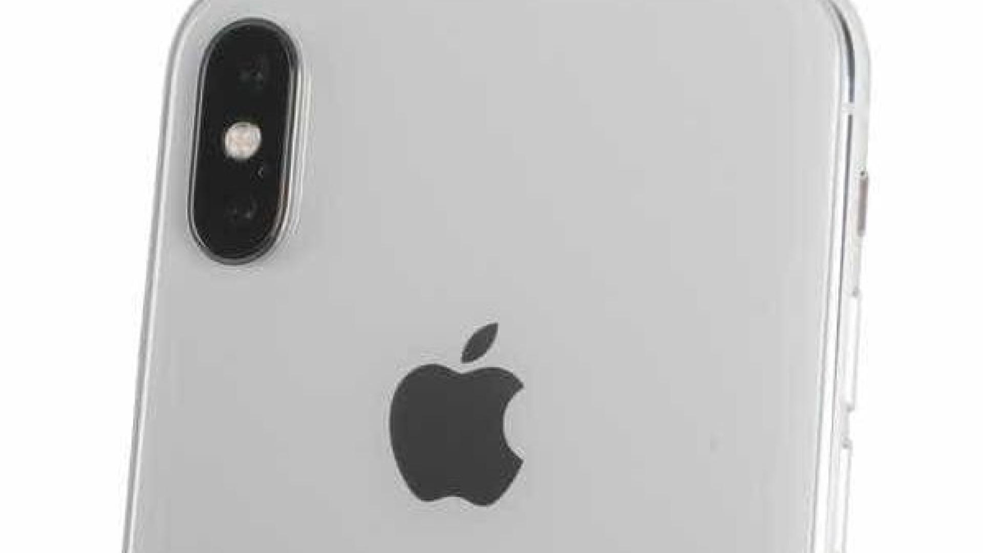 Utilizadores de iPhone X reclamam de lentes partidas