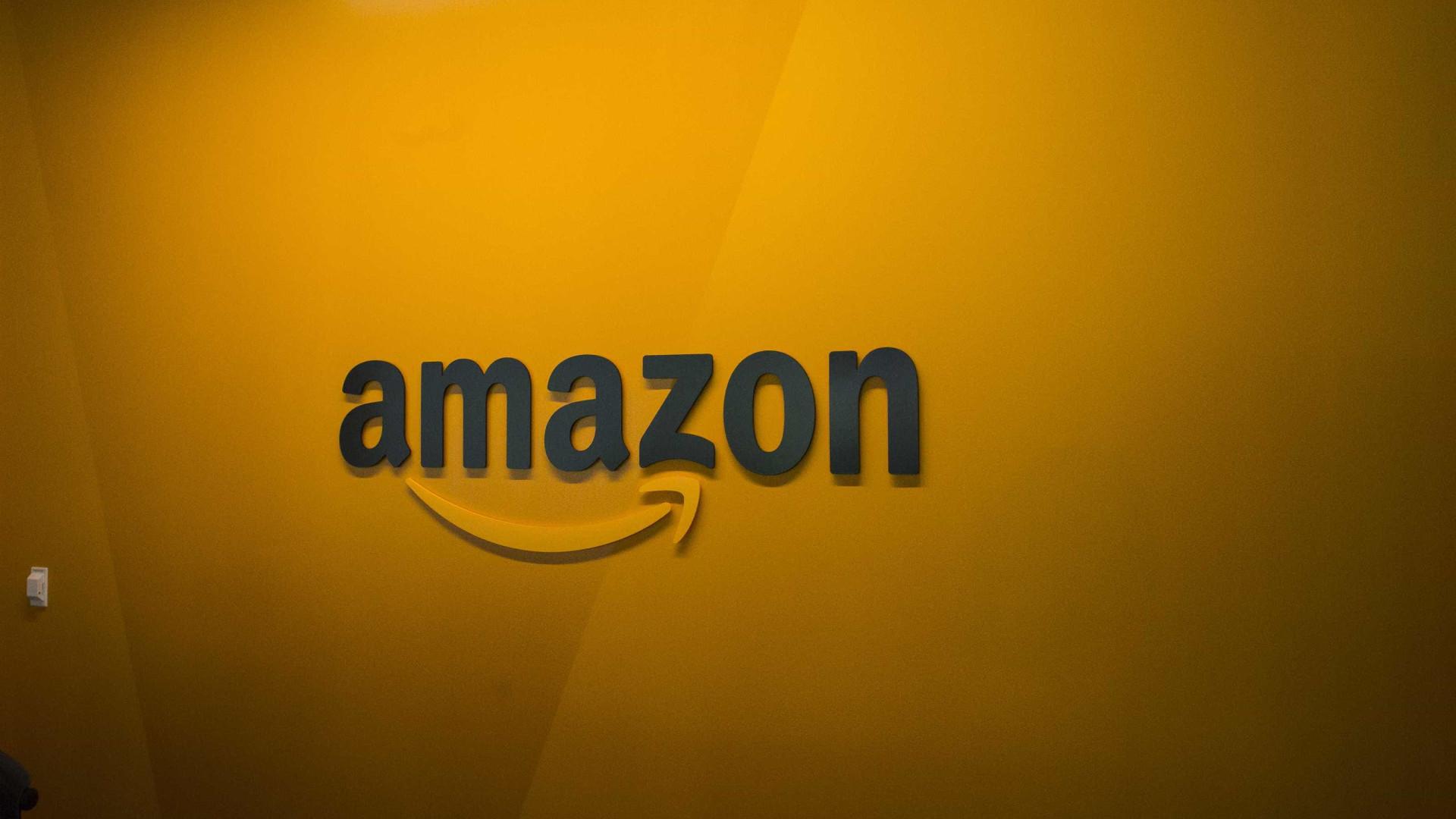 Amazon é agora a cotada mais valiosa do mundo
