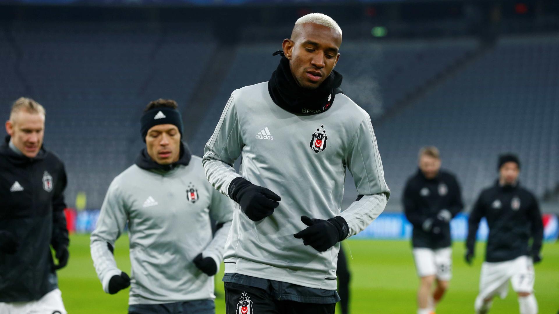 Talisca diz que foi forçado a renovar com Benfica: 'não queria'