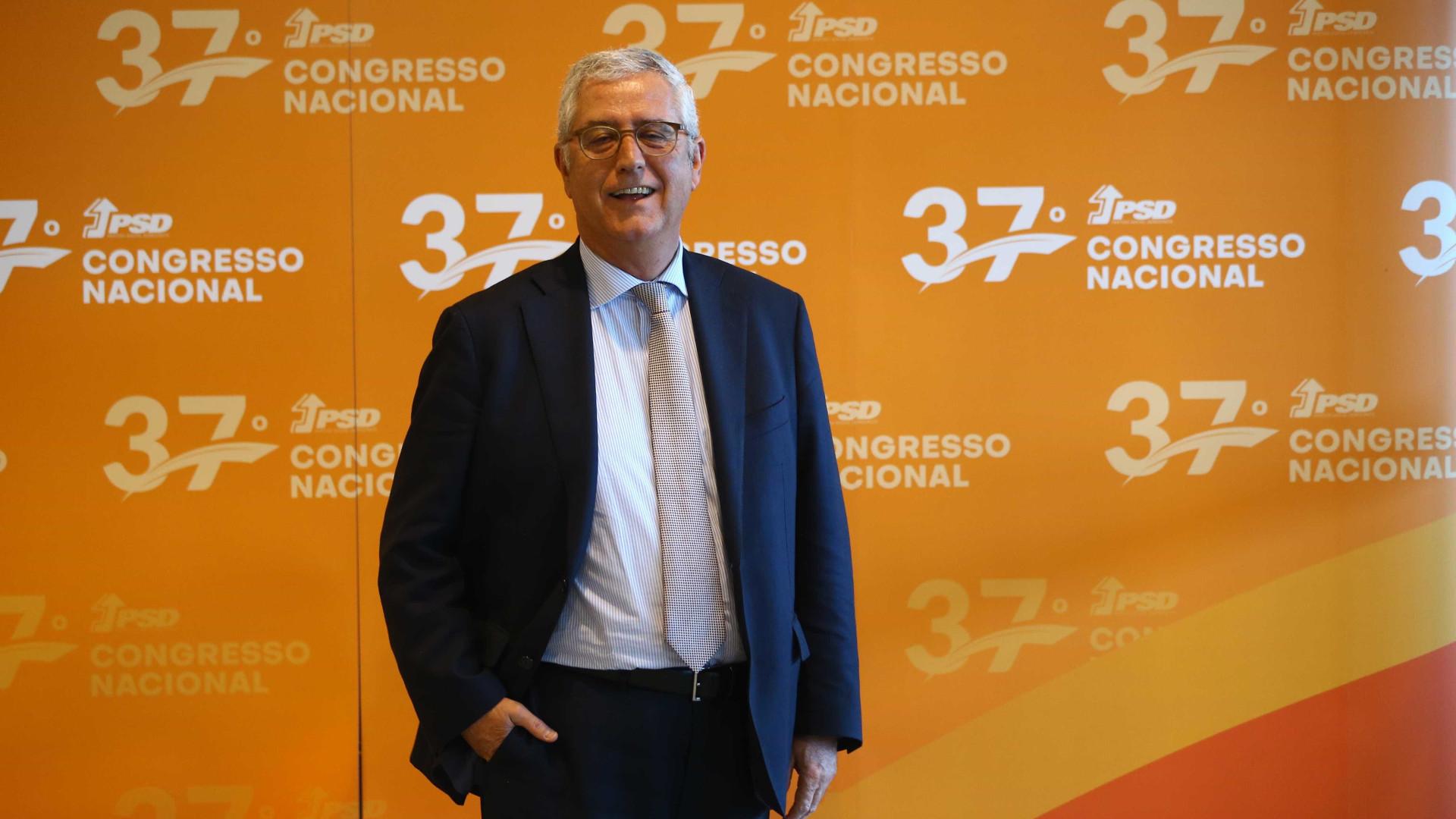 PSD admite consenso sobre alteração à lei de financiamento partidário