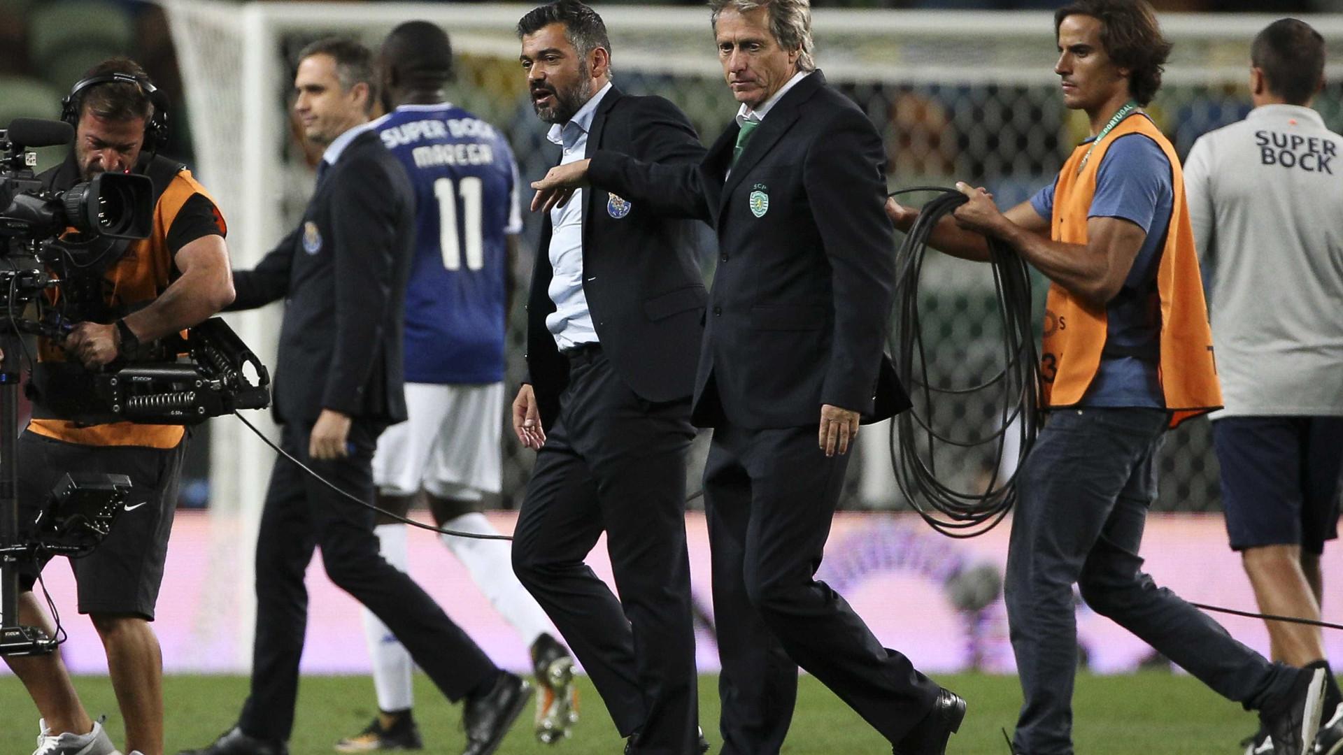 7cffefc61f FC Porto  Missão  apanhar JJ  contra adversário inesquecível