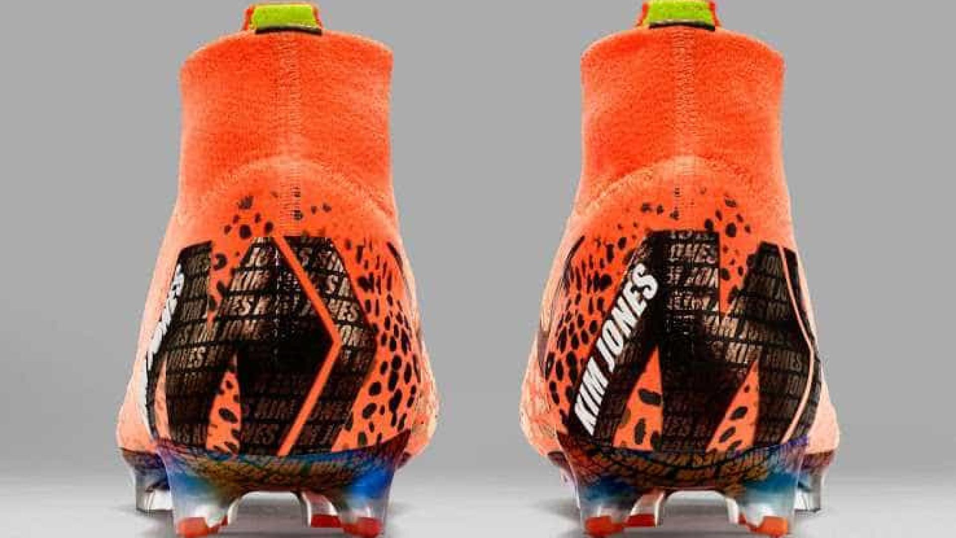 b5c3d4db00 Nike brinda Cristiano Ronaldo com chuteiras inspiradas em África