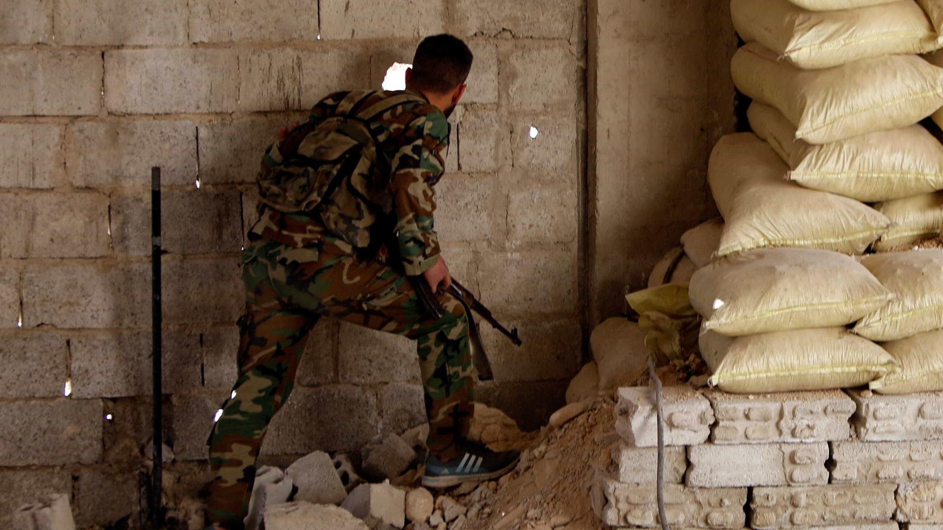 Conselho de Segurança aprova 30 dias de cessar-fogo na Síria