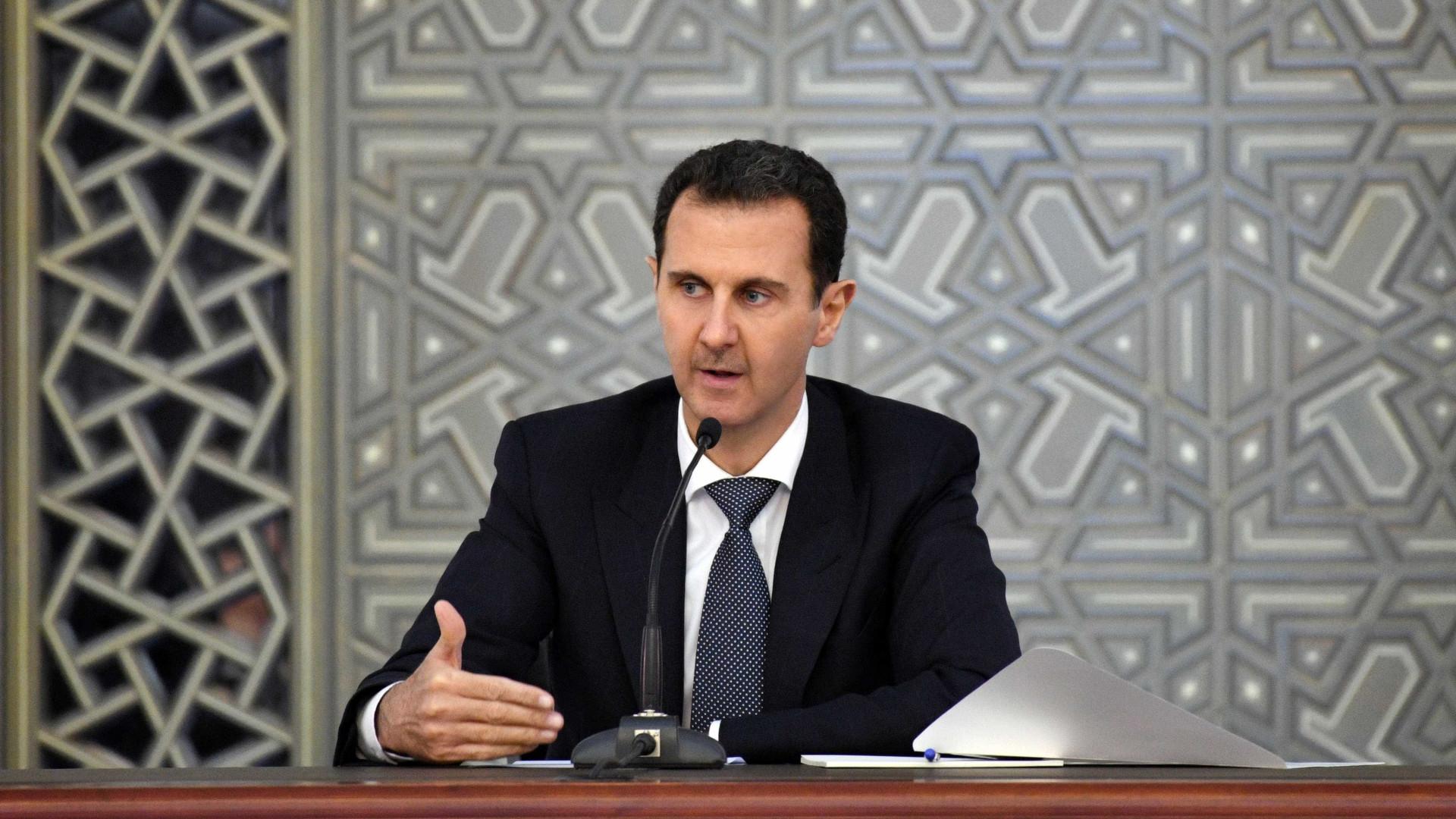 Assad diz que o Ocidente tenta debilitar Síria e Coreia do Norte