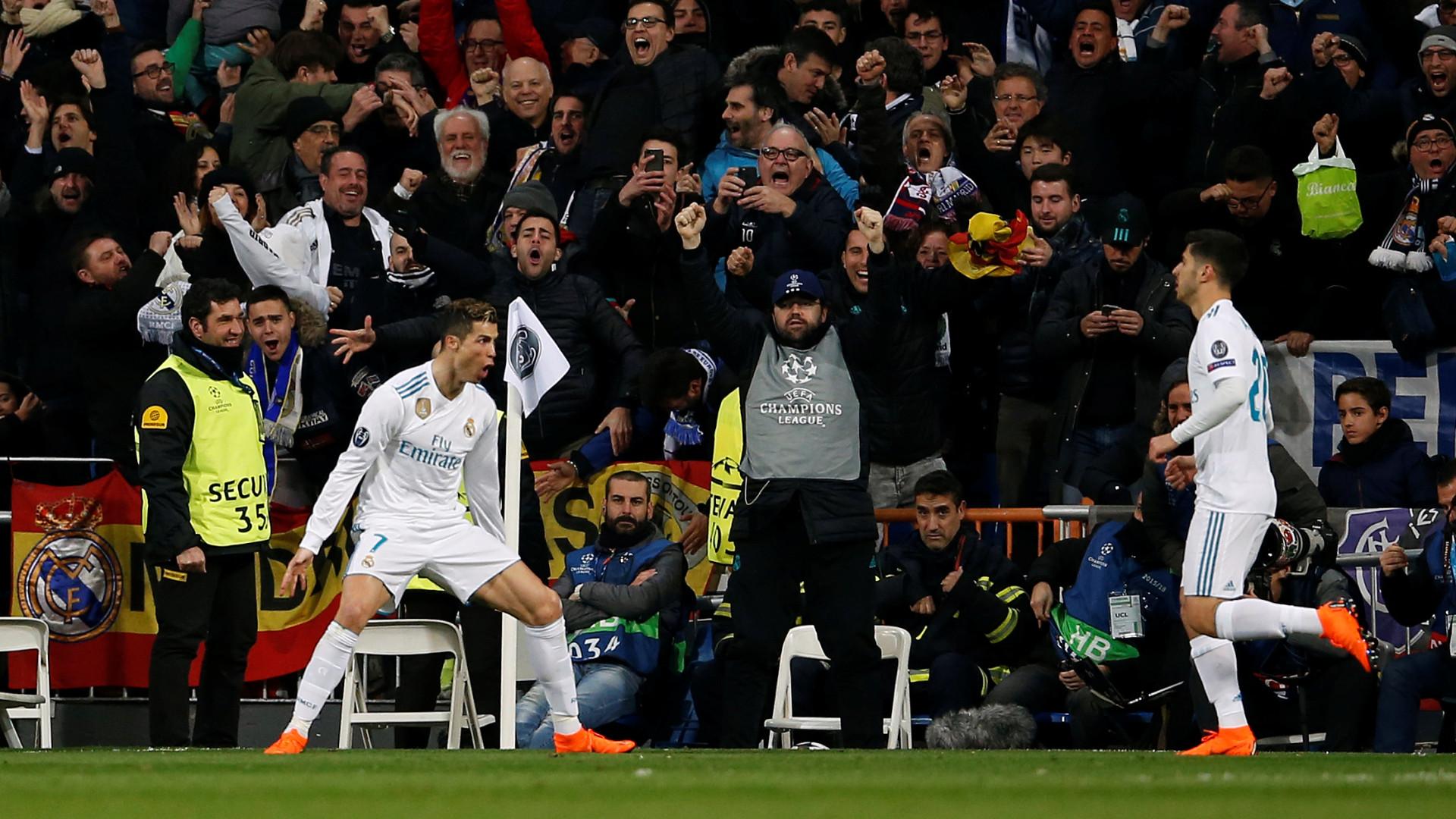 Cristiano Ronaldo marca dois, Real Madrid vence e se mantém em 3º