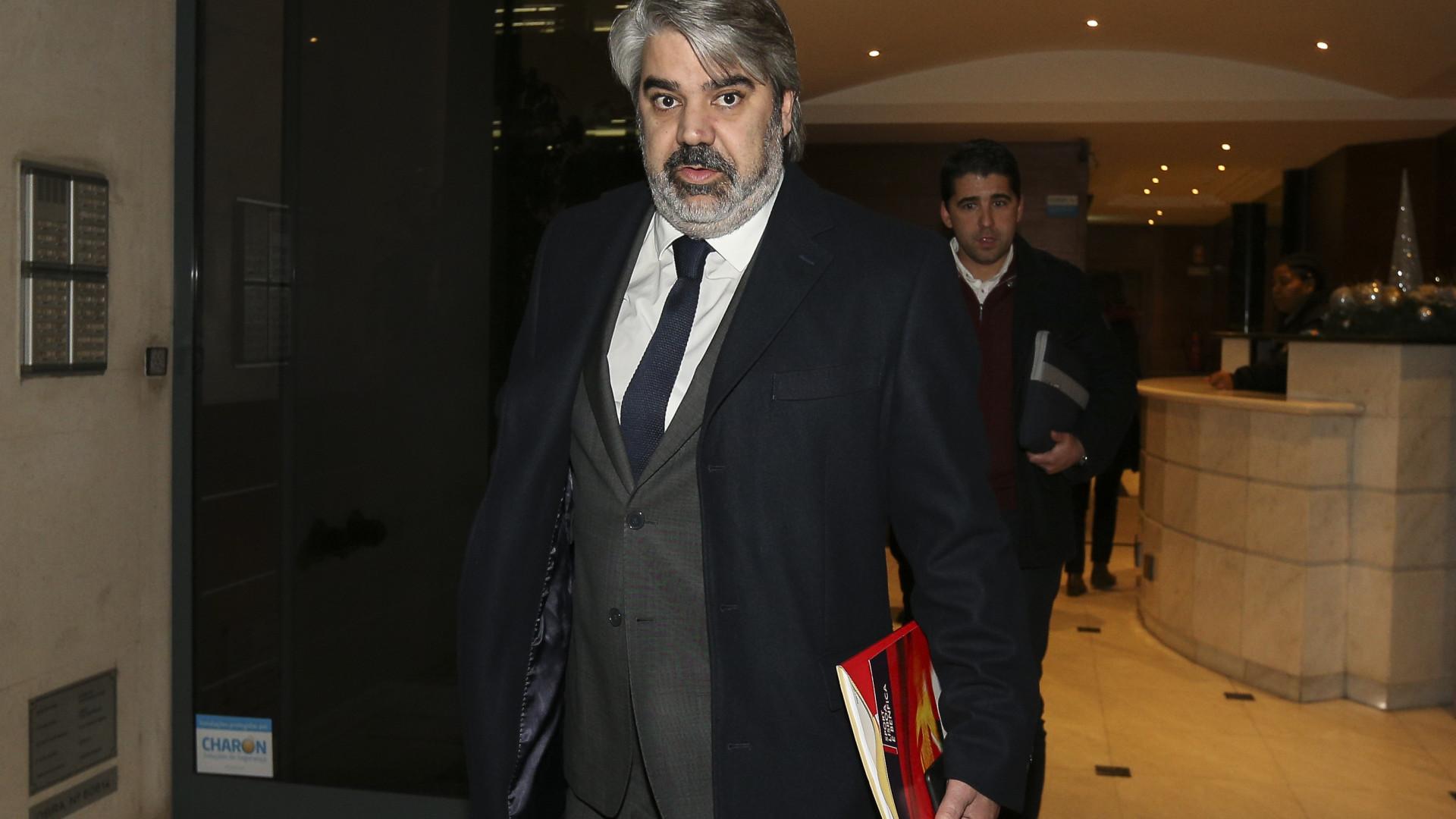 PJ confirma detenções por corrupção ativa — Operação e-toupeira