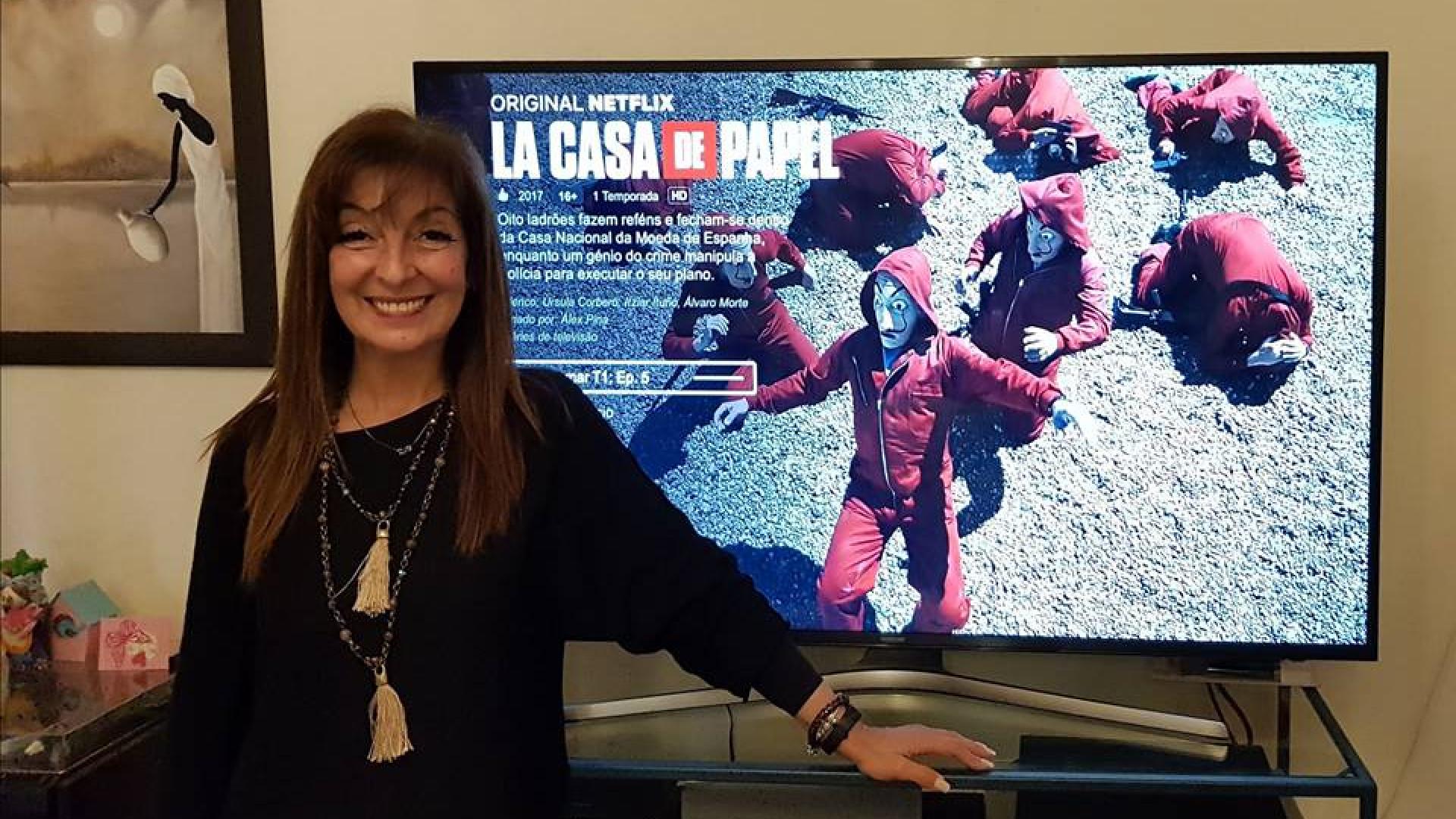 Fado de professora portuguesa está a correr mundo com famosa série