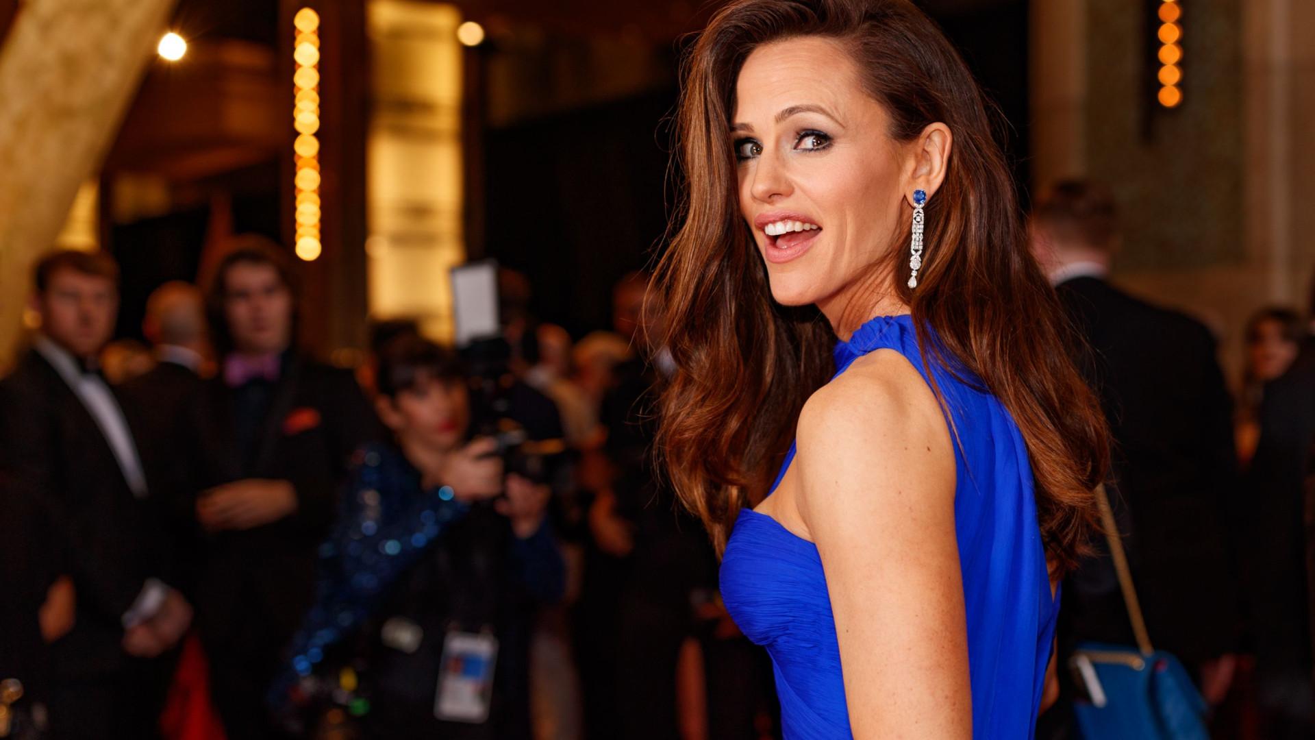 Após estar oficialmente divorciada, Jennifer Garner novamente apaixonada?