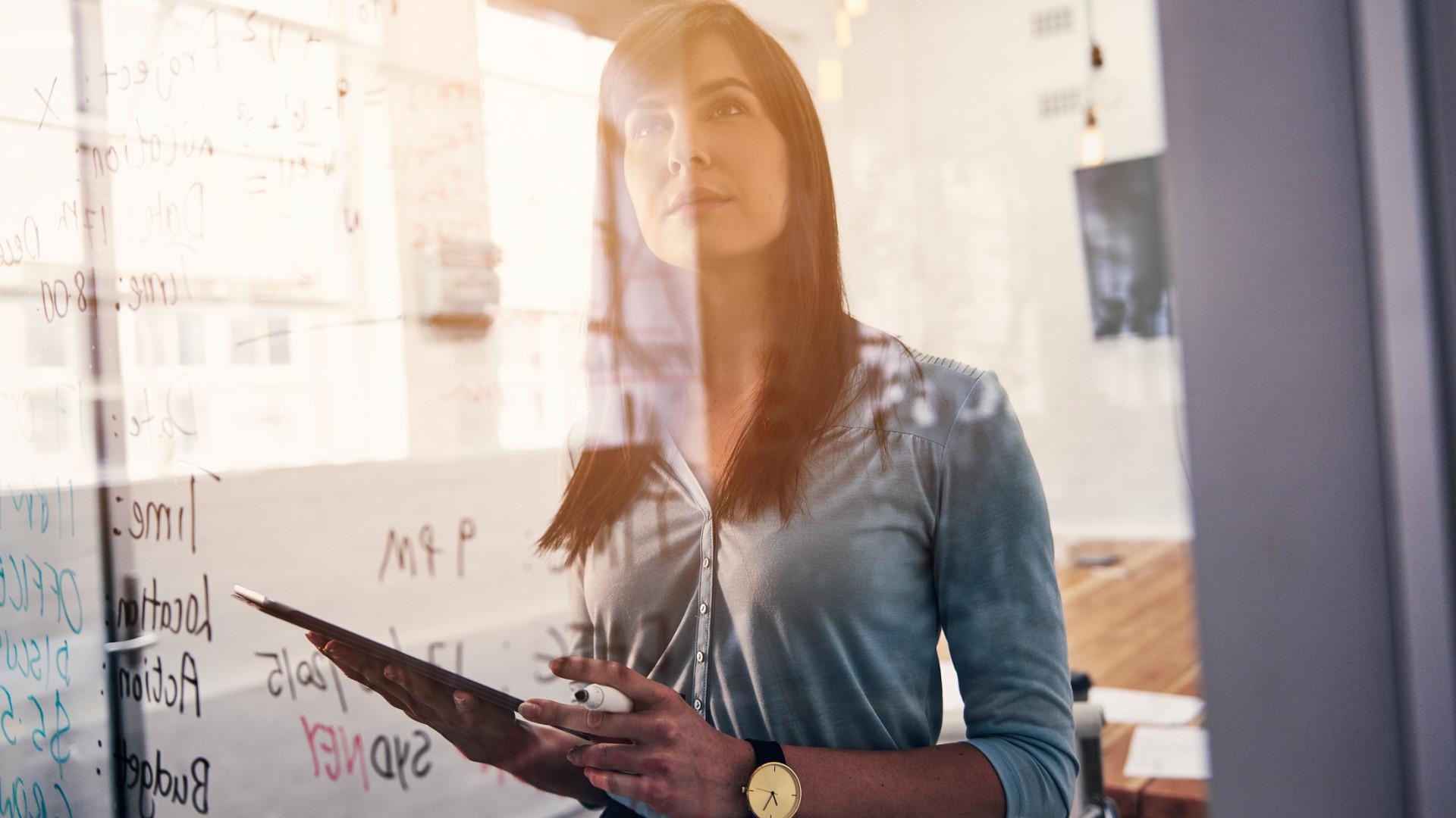 Quase um quinto das mulheres portuguesas pensa em criar negócio próprio
