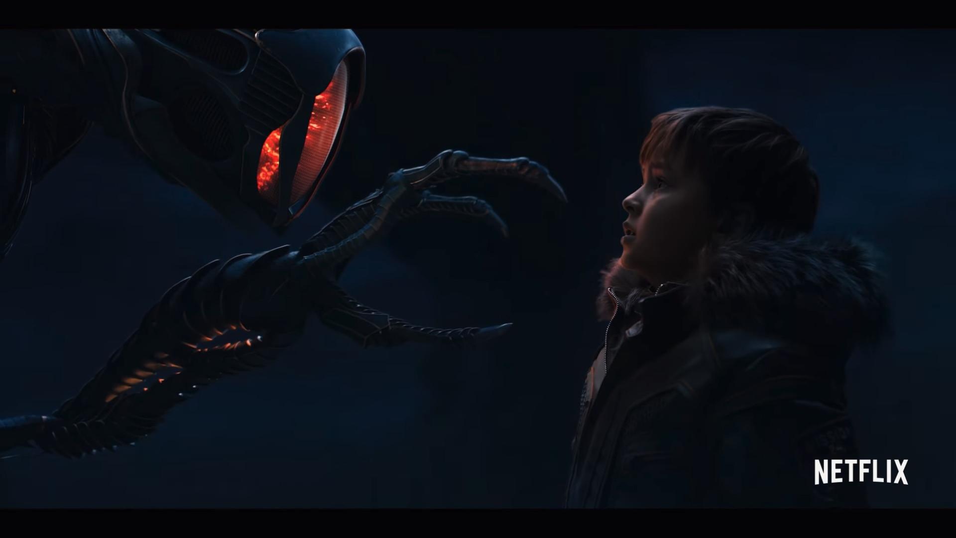 Assista: Netflix divulga novo trailer da série 'Perdidos no Espaço