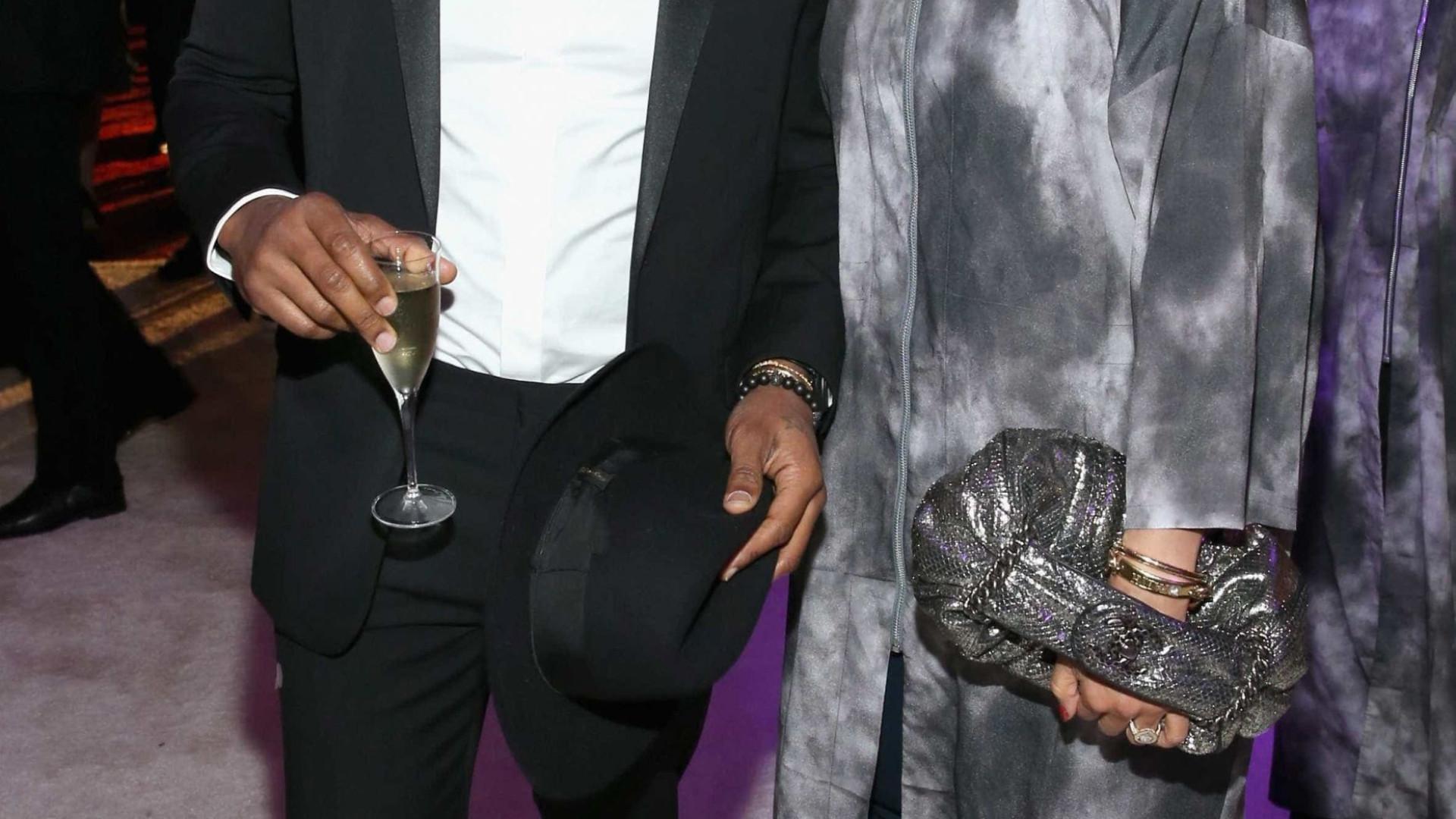 Usher e Grace Miguel estão separados