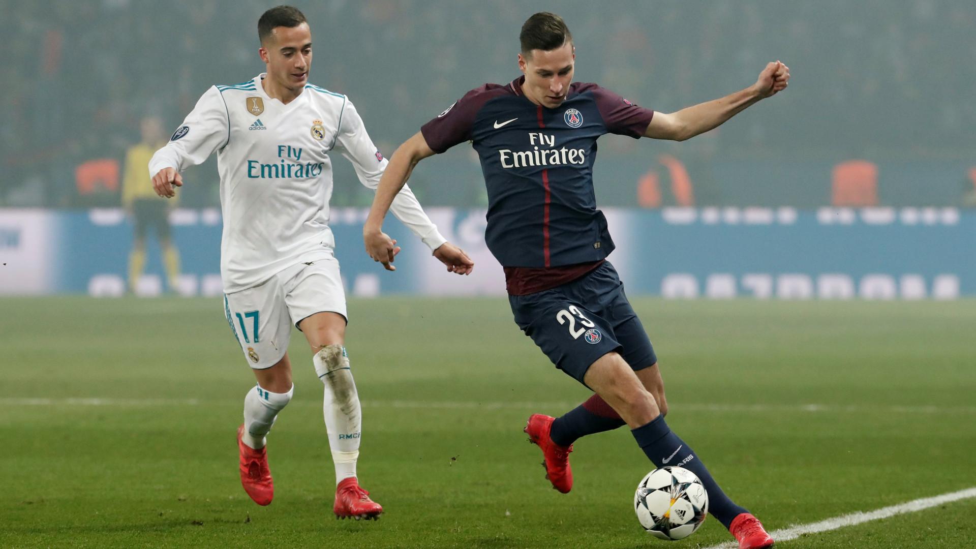 Draxler 'dispara' em todas as direções após a derrota com o Real Madrid