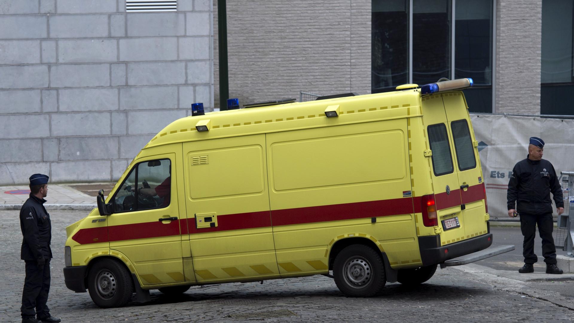 Portuguesa morta à facada na Bélgica. Filha viu a mãe morta