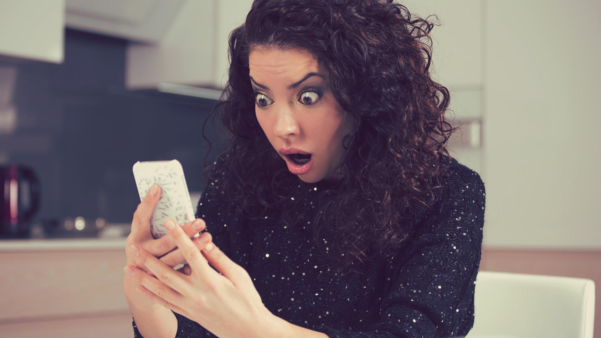 Já recebeu 'nudes' no telemóvel sem pedir? Não está só