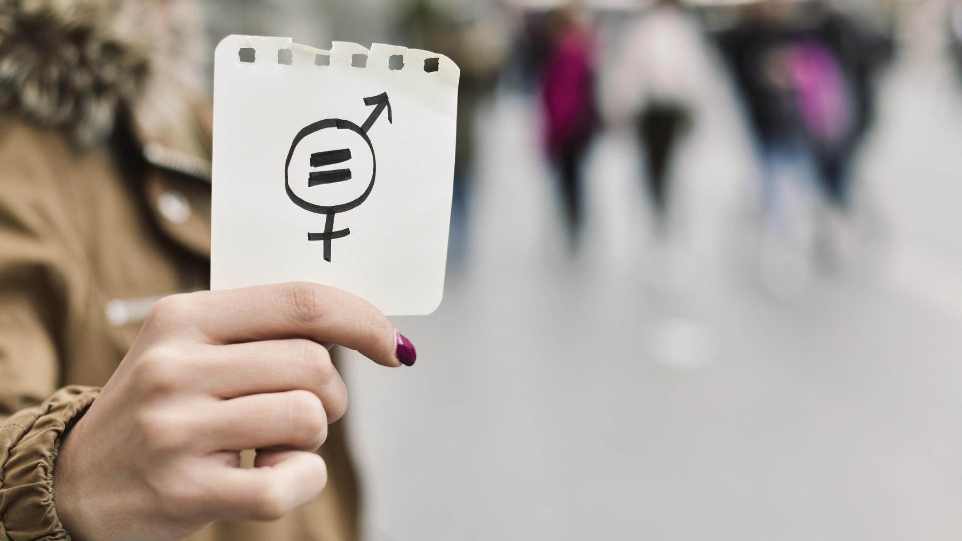Construção de uma sociedade igualitária precisa do contributo dos homens