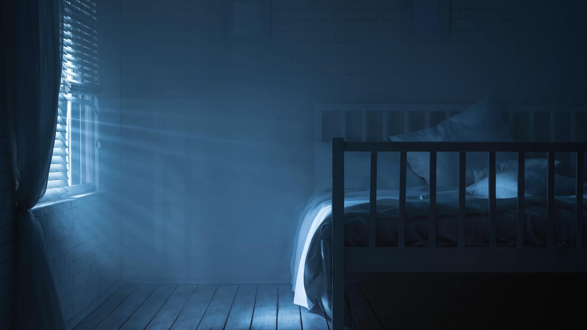 Durma bem: Exposição à luz durante o sono causa depressão