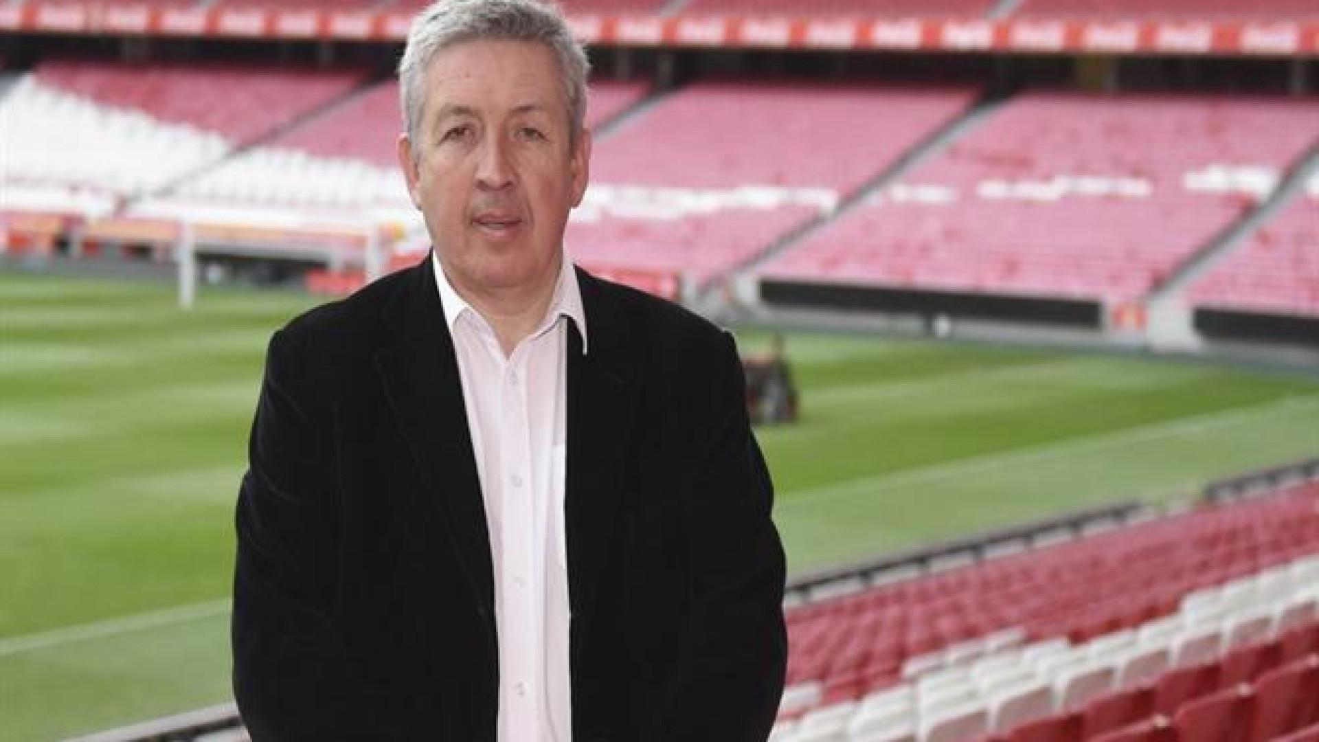 """Benfica vive um estado de absoluta tranquilidade e normalidade"""