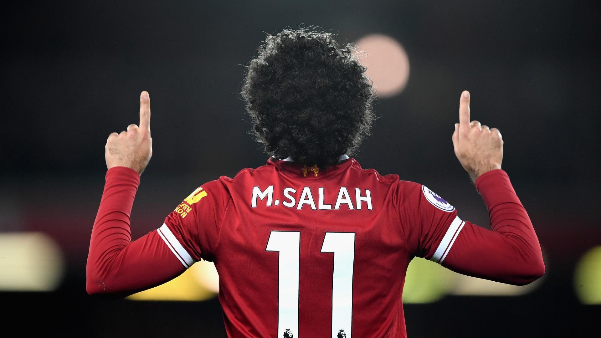 Champions ou Bota de Ouro? Salah não tem dúvidas sobre qual escolheria