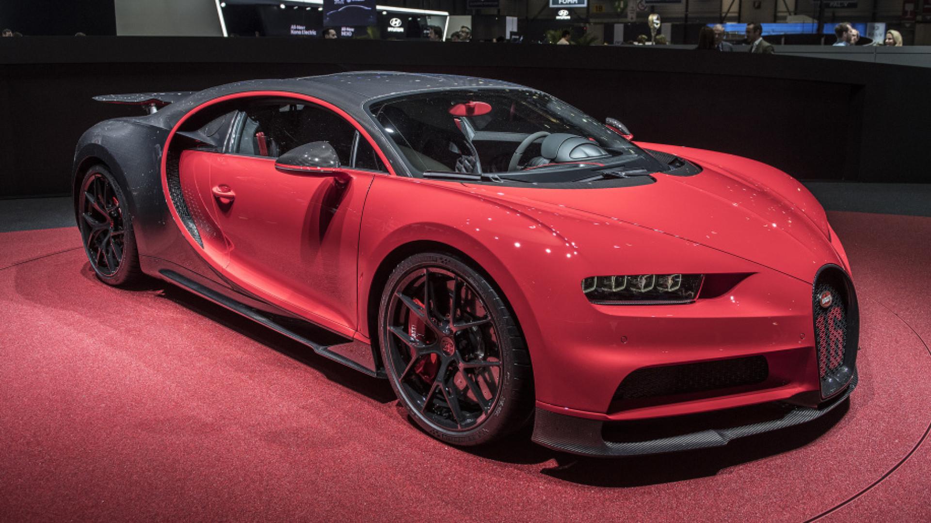 Bugatti Chiron Sport: Mais 'desportivo' mas nem por isso mais poderoso