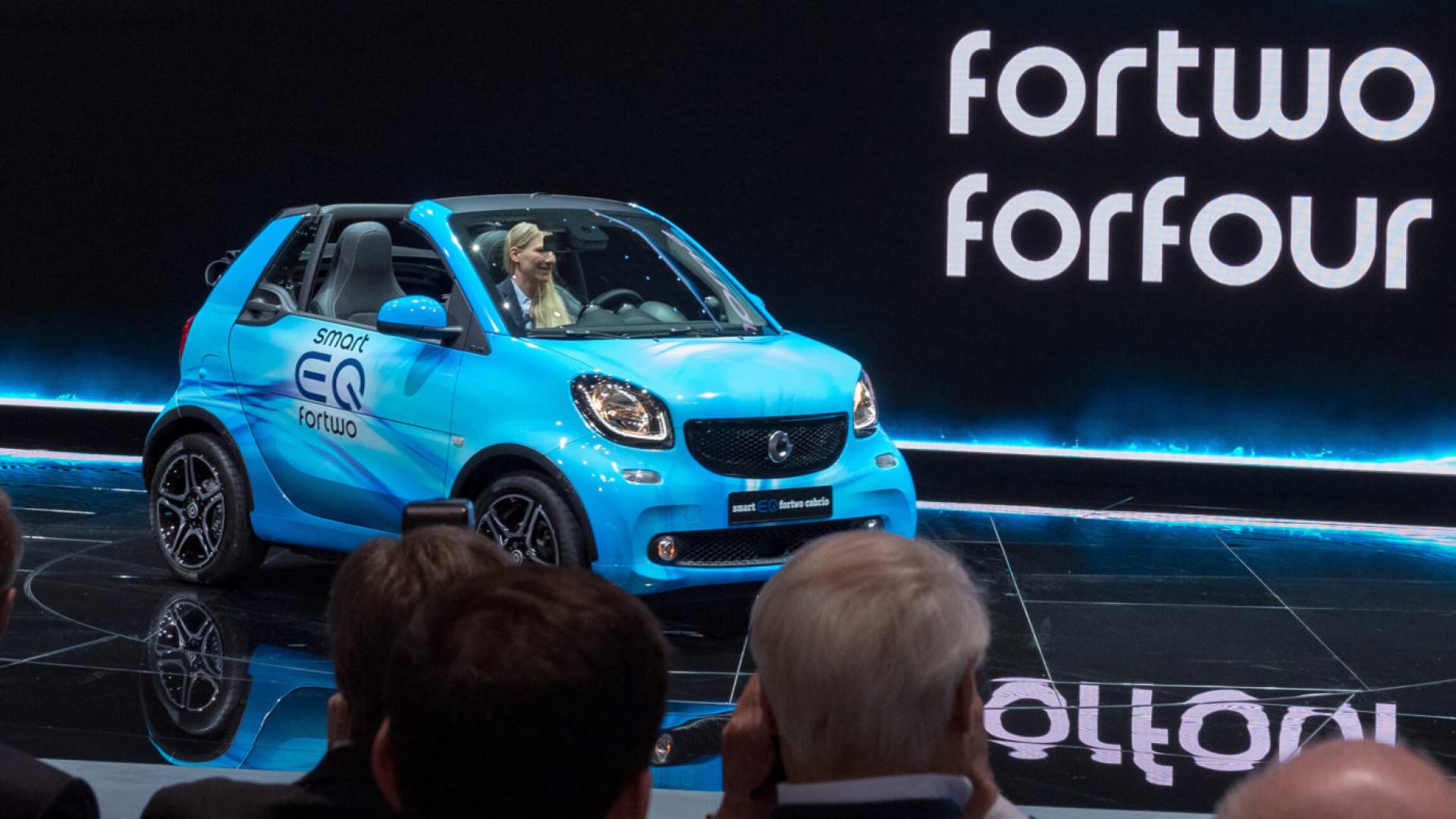 Smart EQ: Eis os novos modelos de produção