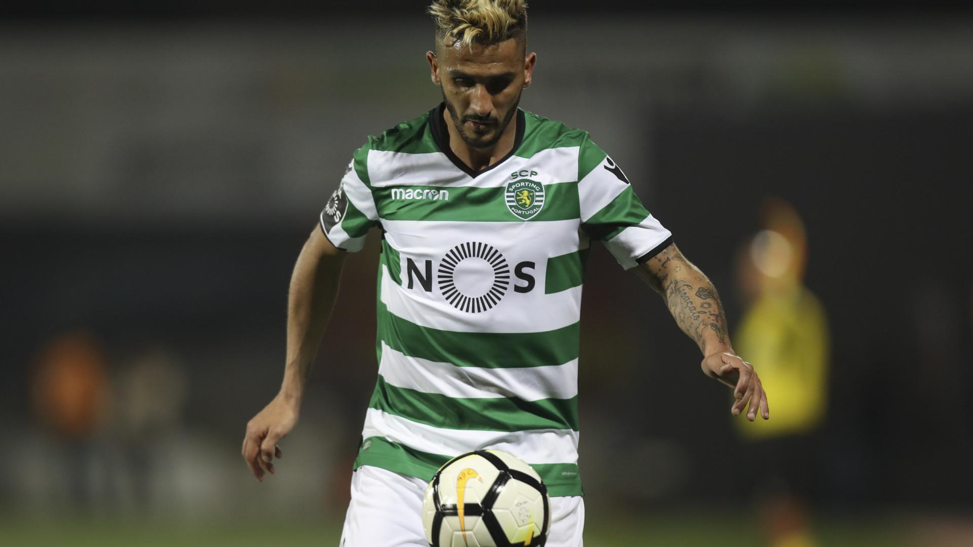 Rúben Ribeiro também avança com pedido de rescisão