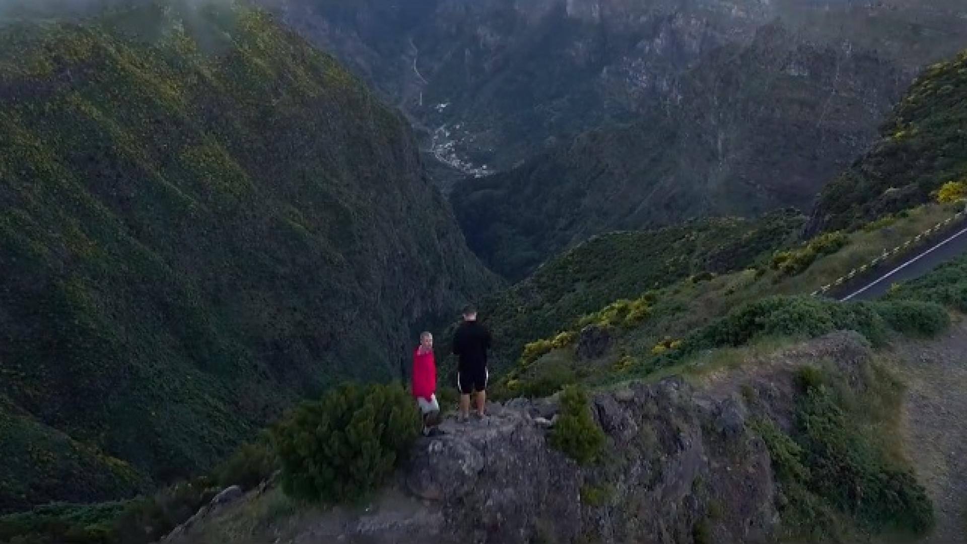 """Madeira aos olhos de turistas: """"Jardim de infância"""" escondido no oceano"""