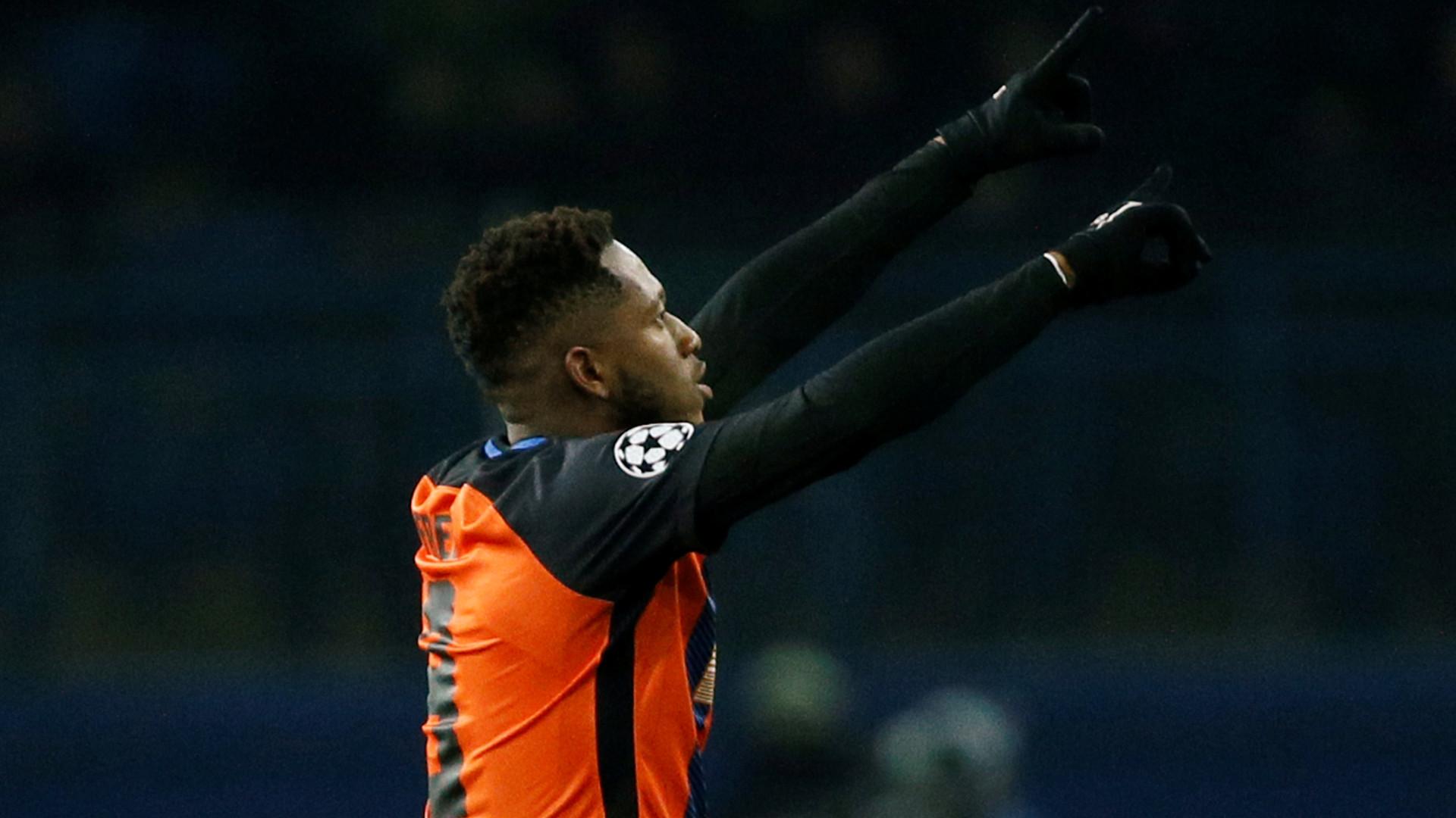 Shakhtar confirma: Fred está de saída para Manchester