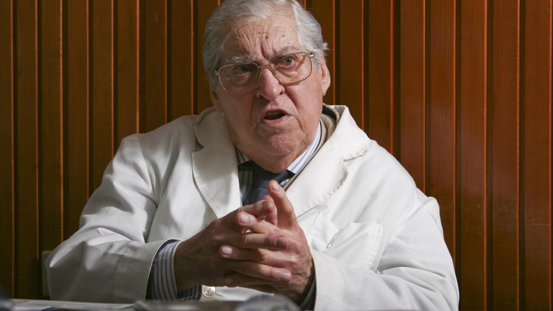 Morreu Camacho Vieira, antigo médico da seleção portuguesa de futebol