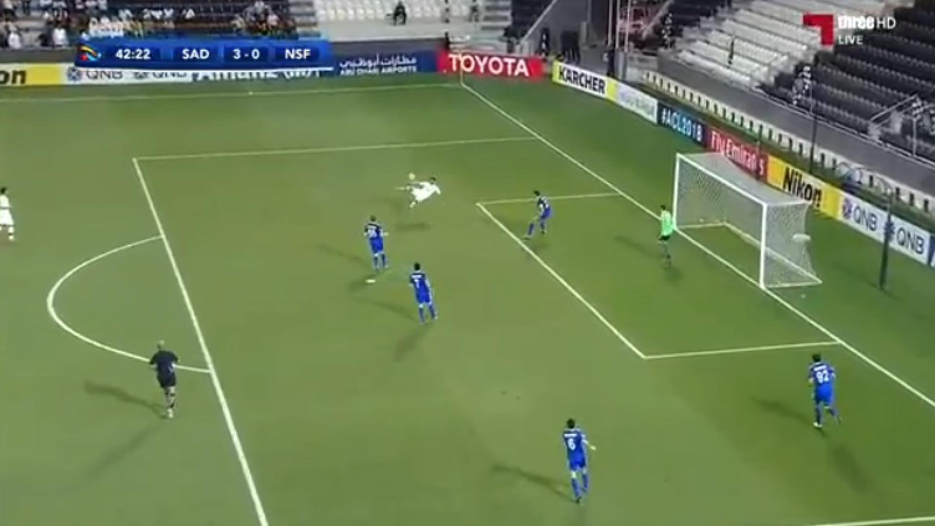 Equipa de Jesualdo Ferreira de volta às vitórias com golo monumental