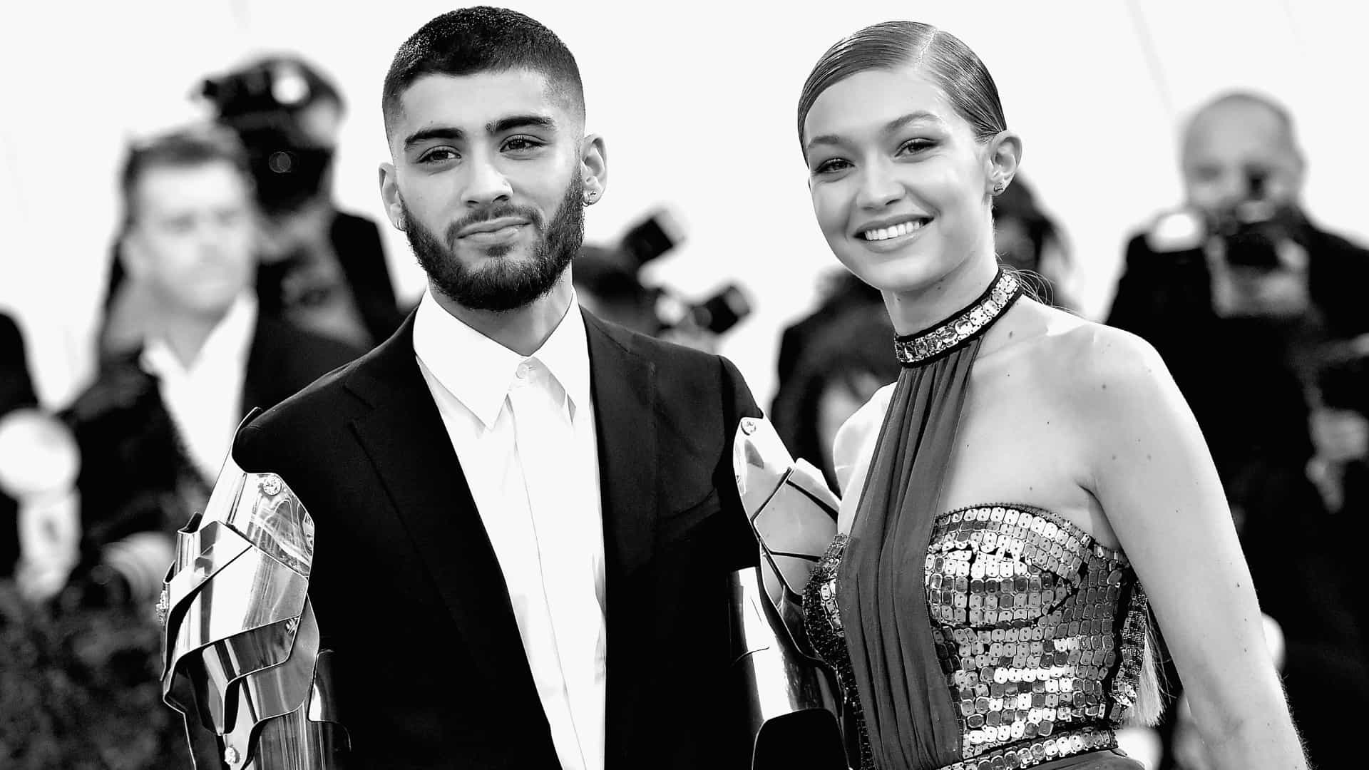 Zayn Malik já cortou laços com Gigi Hadid nas redes sociais