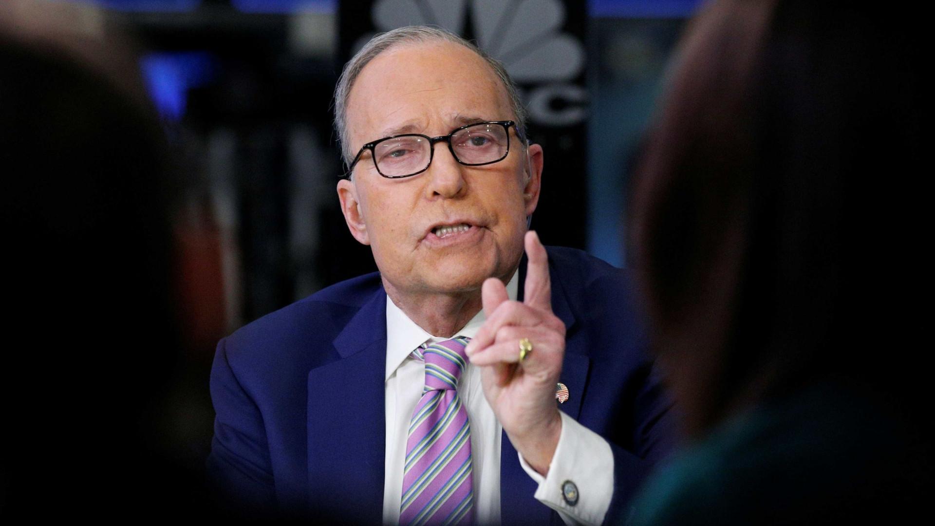 Jornalista Larry Kudlow aceita convite de Trump para ser seu conselheiro